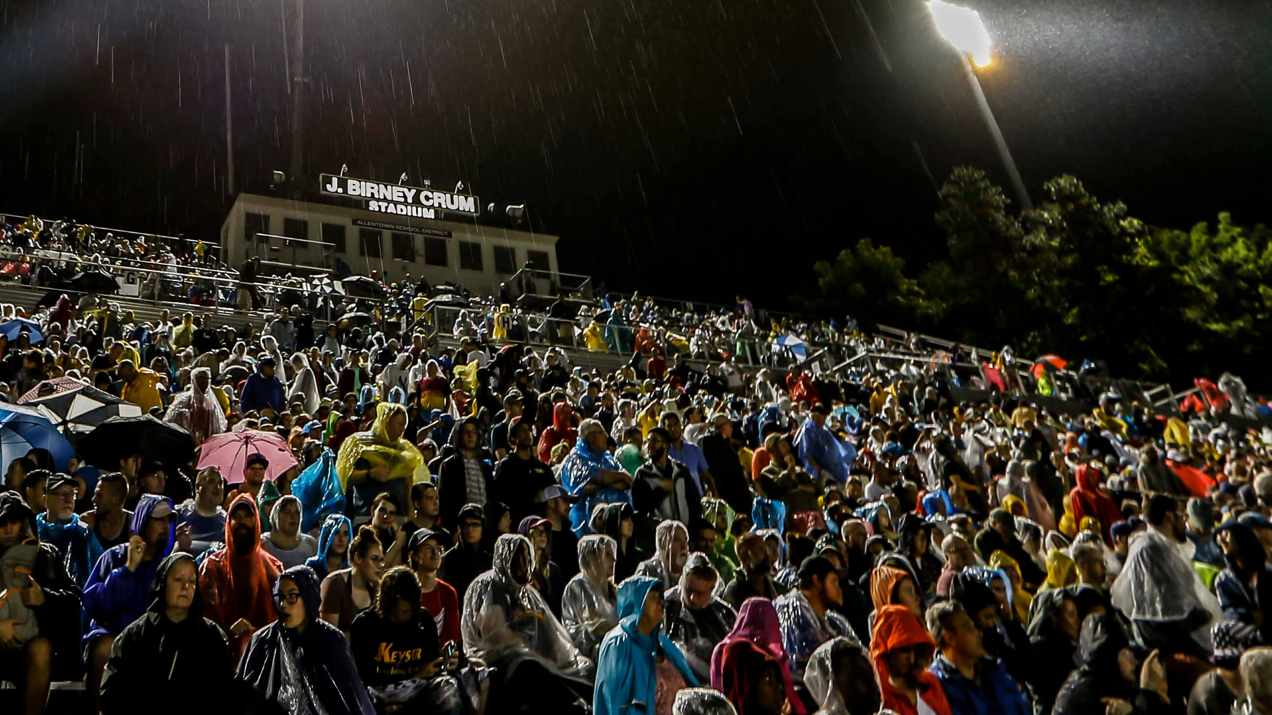 Inclement weather cuts first day of DCI Eastern Classic short
