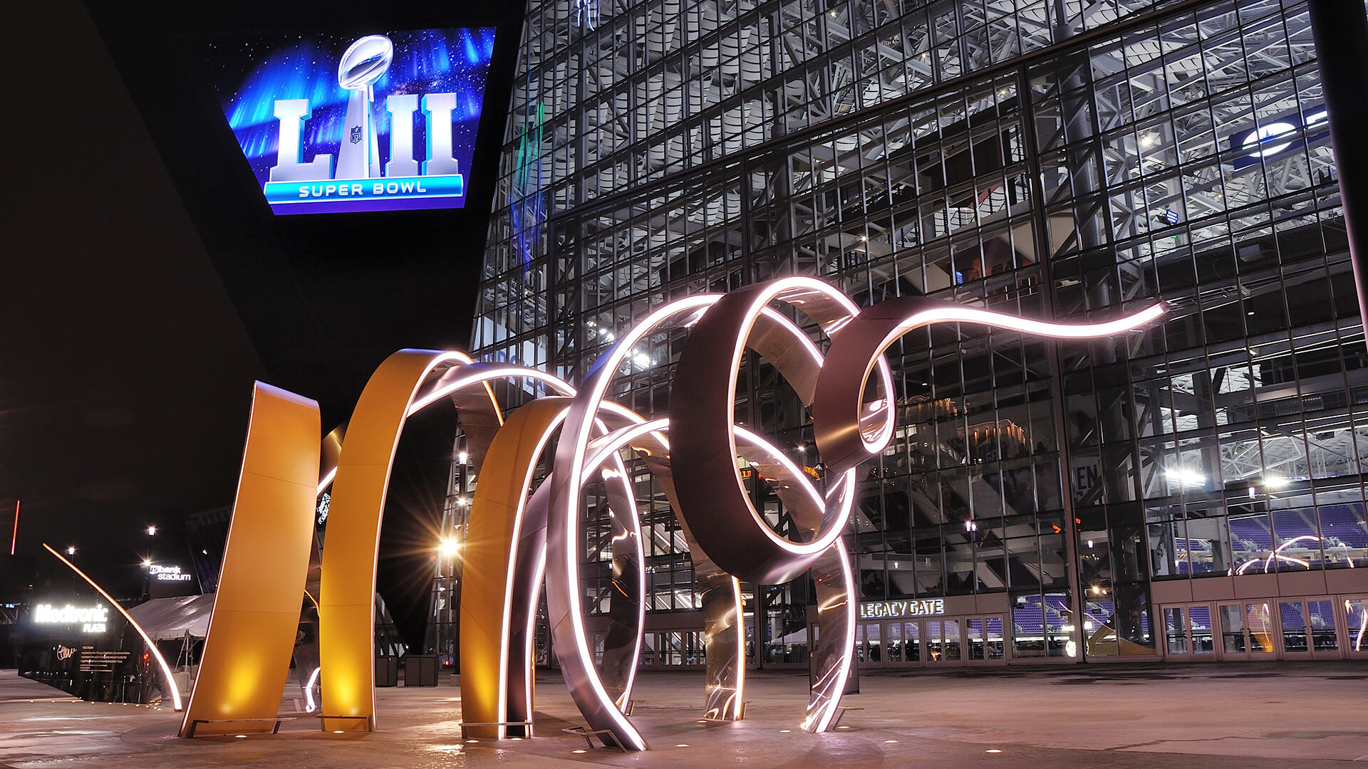 Drum corps well represented at Super Bowl LII halftime