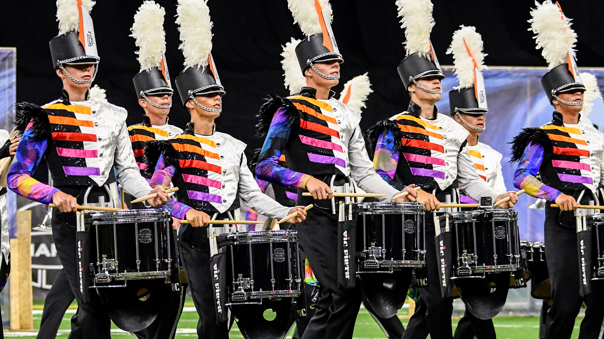 Jubal wins 2018 Drum Corps Europe title