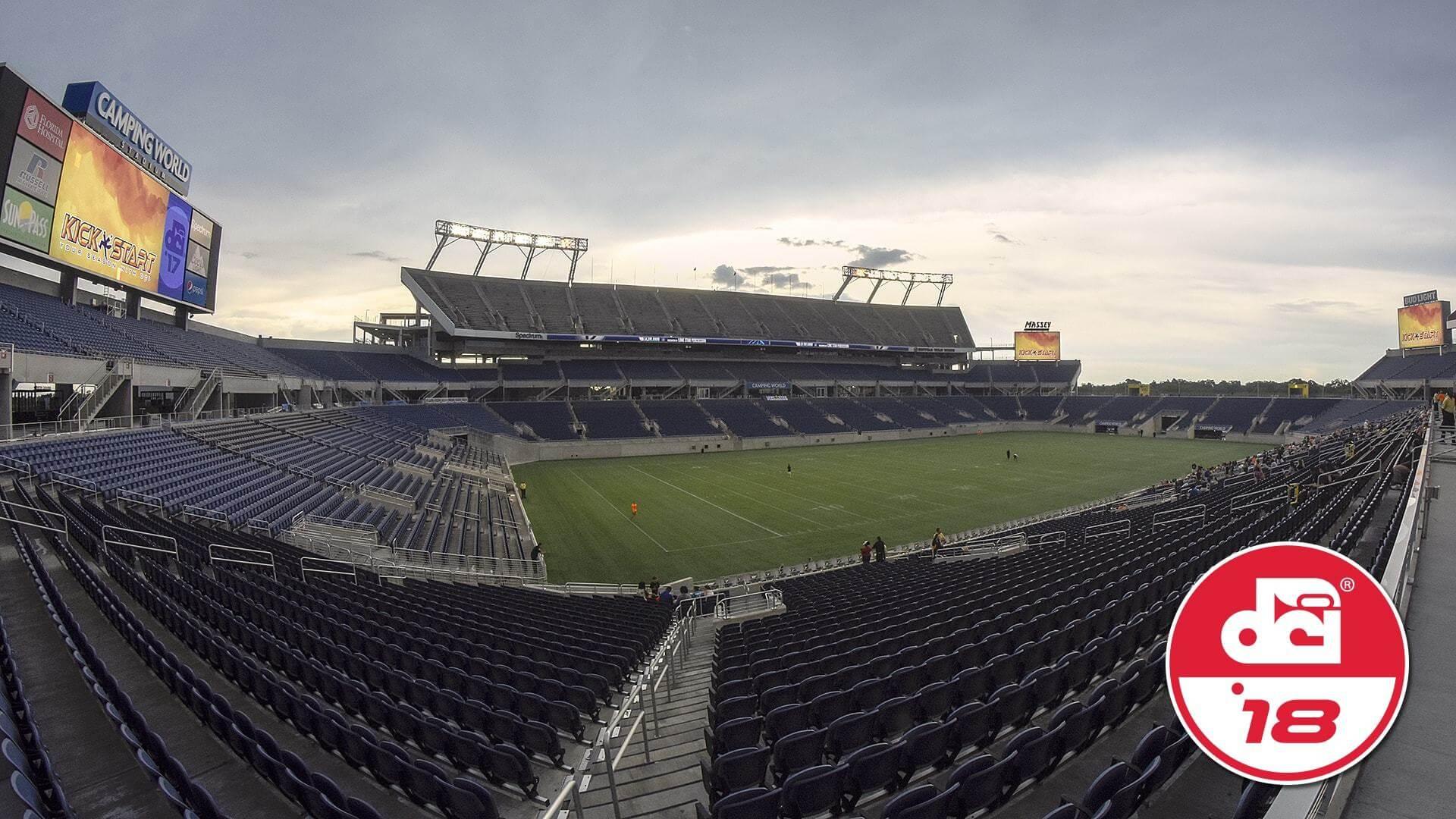 Camping World Stadium, Orlando