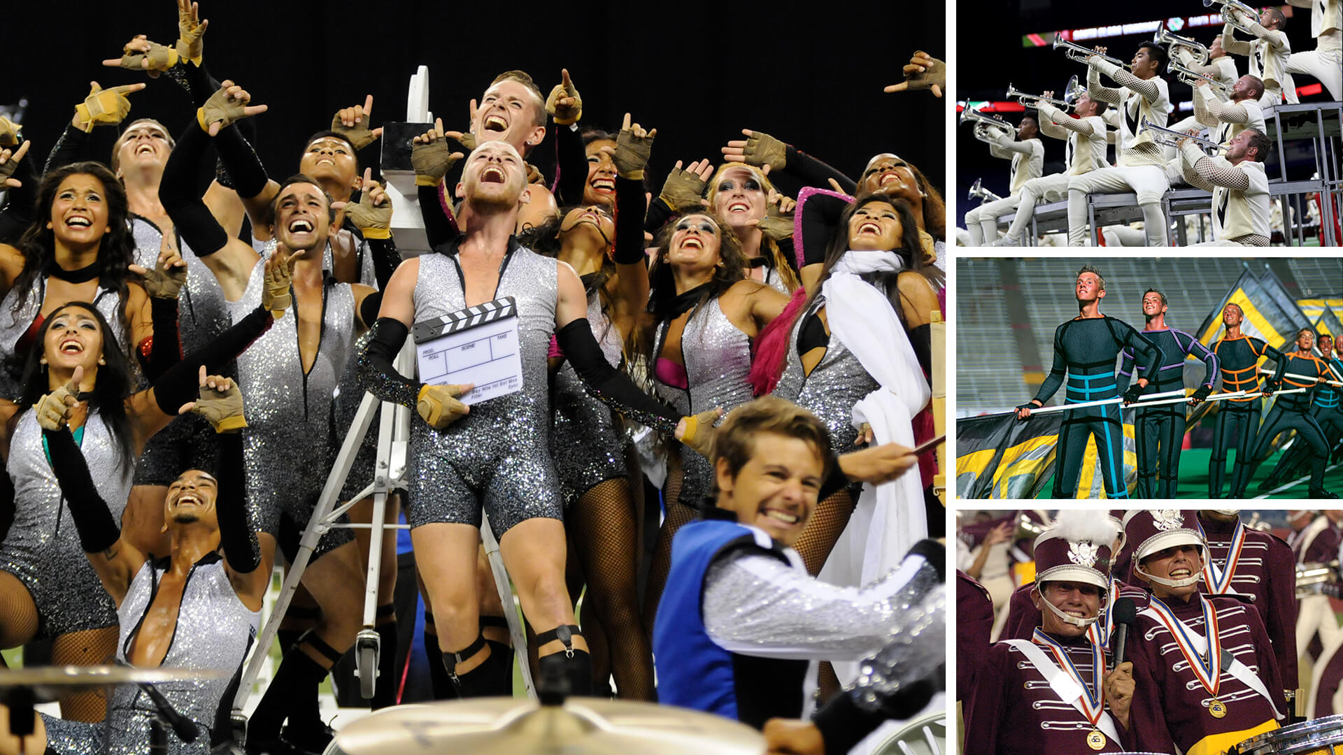 10 largest championship-winning point spreads in DCI history