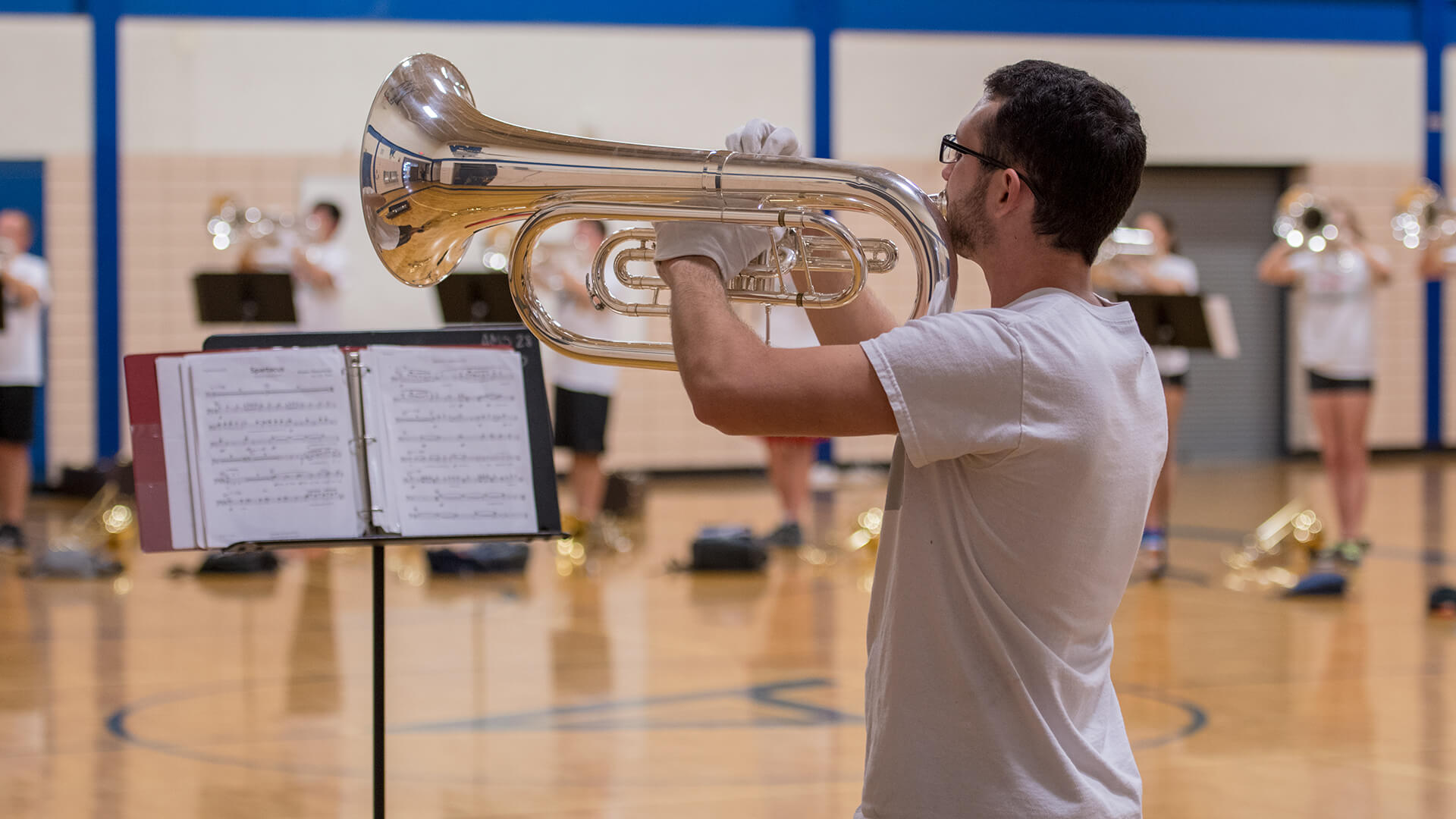 "Regiment plugging away at ""powerful"" 2018 production"