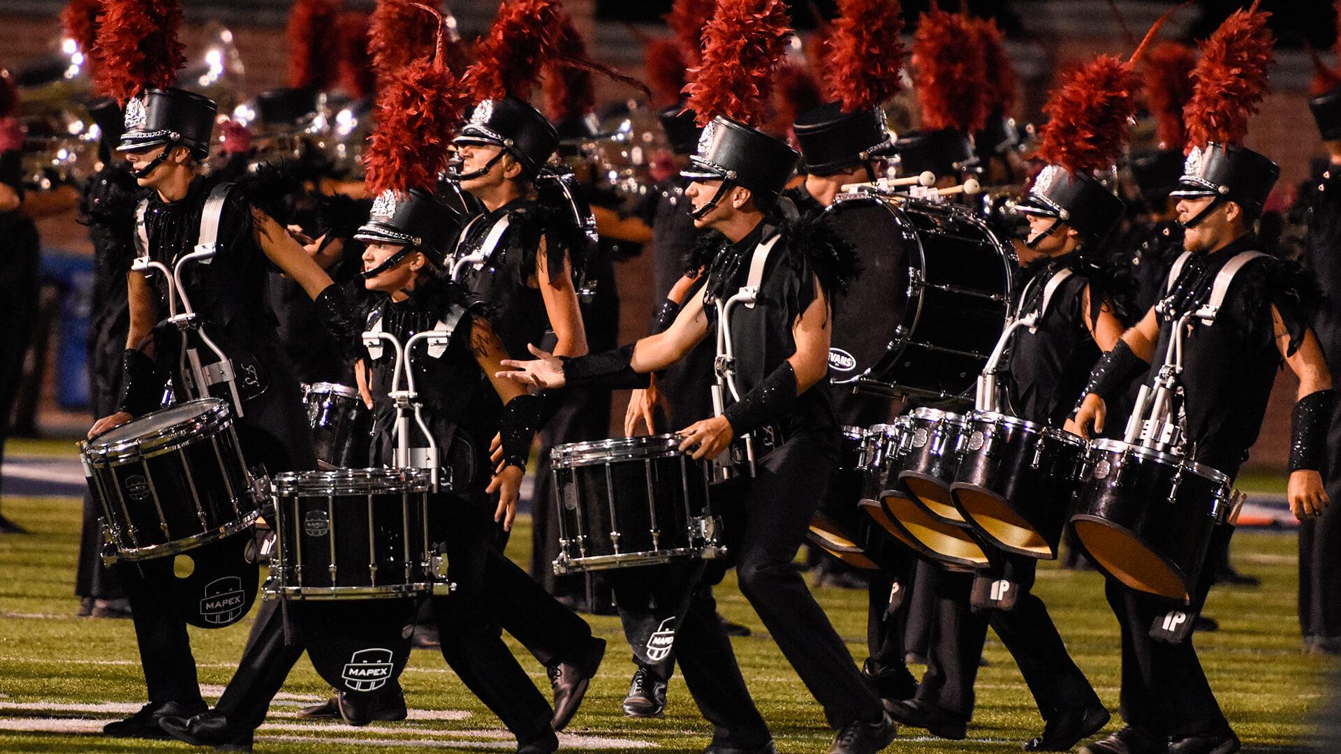 Drums Across the Smokies