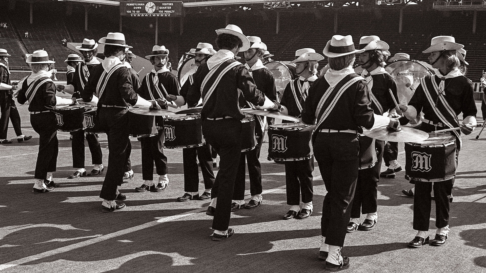 1976 Madison Scouts