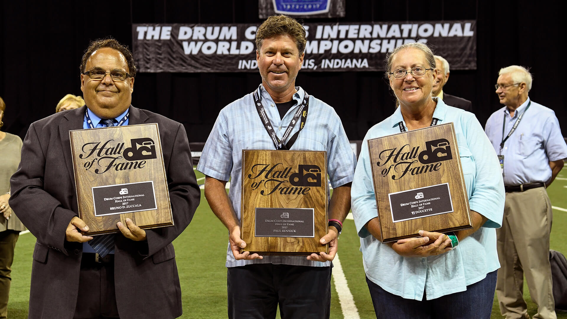 Play a part in selecting the DCI Hall of Fame class of 2018