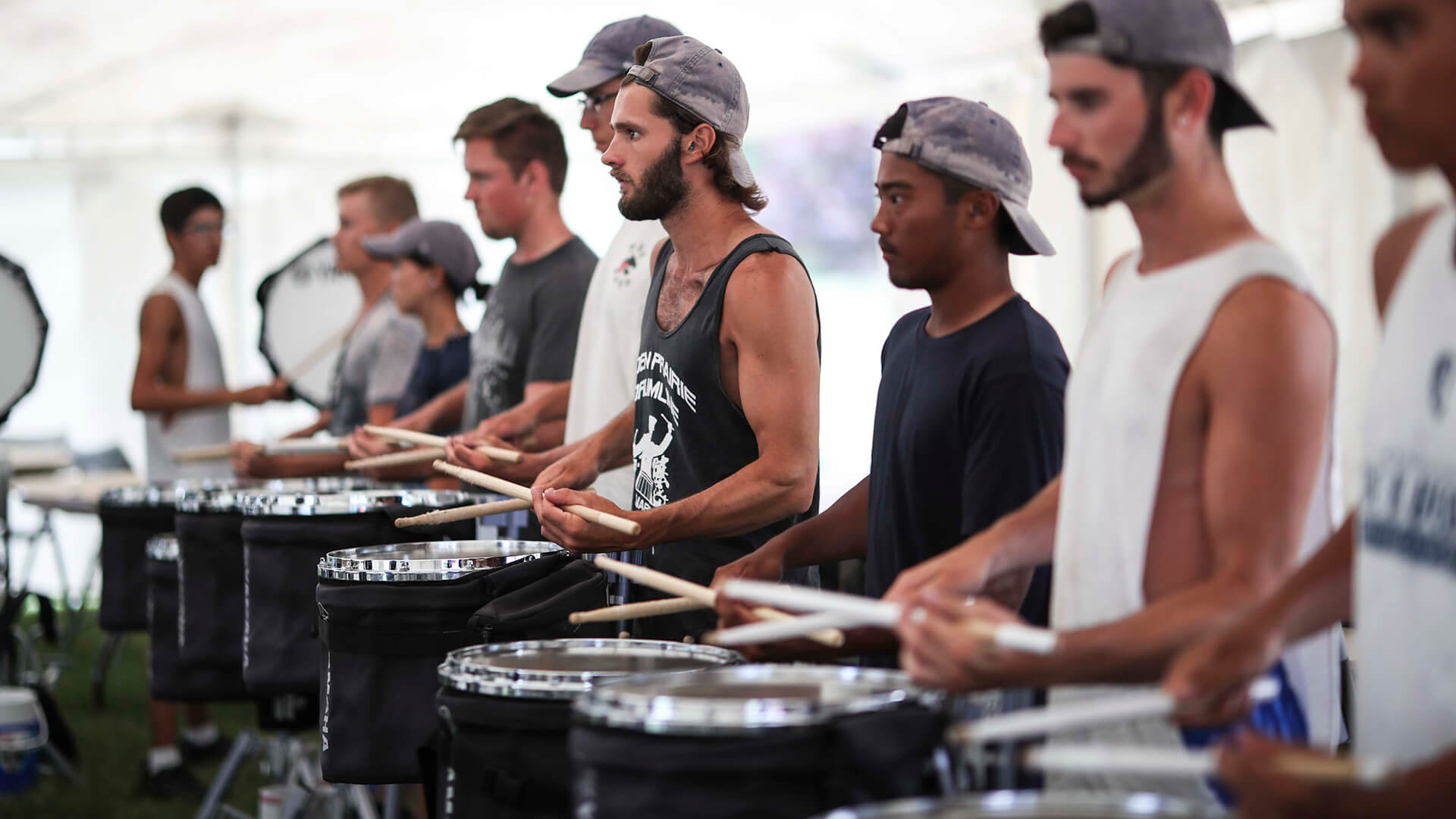 Anticipation builds surrounding Bluecoats' 2018 production