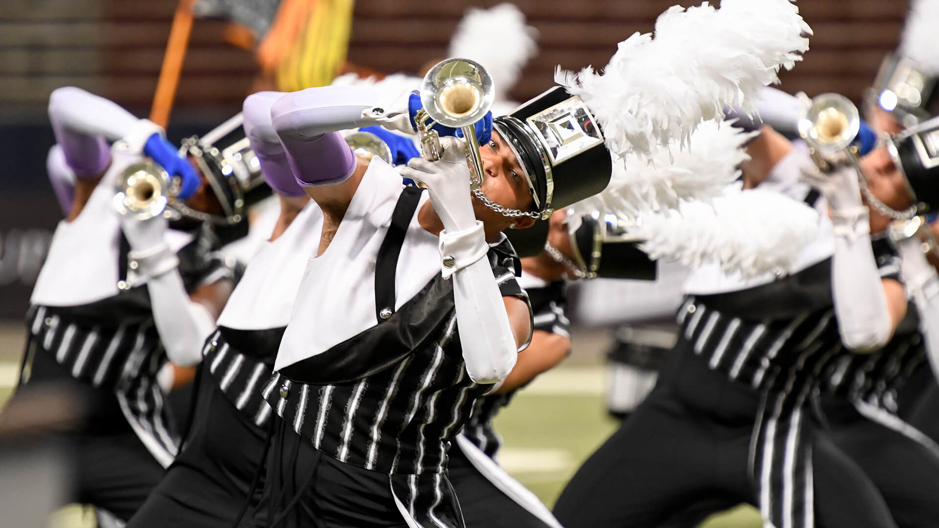 Blue Devils, Bluecoats collide at first regional event