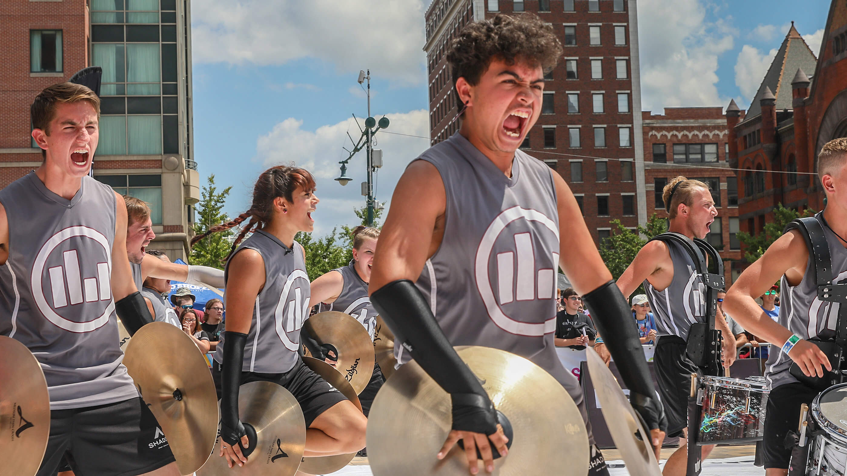 PLAYLIST: 2017 DrumLine Battle Indianapolis