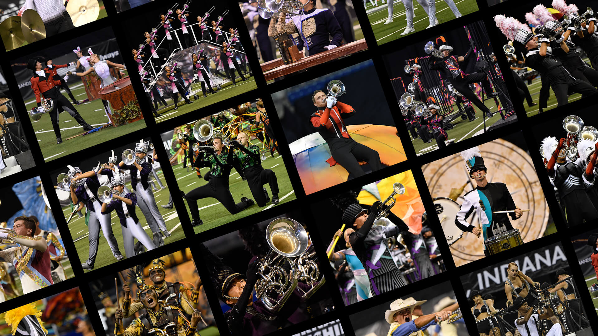 2017 DCI World Championship video sampler