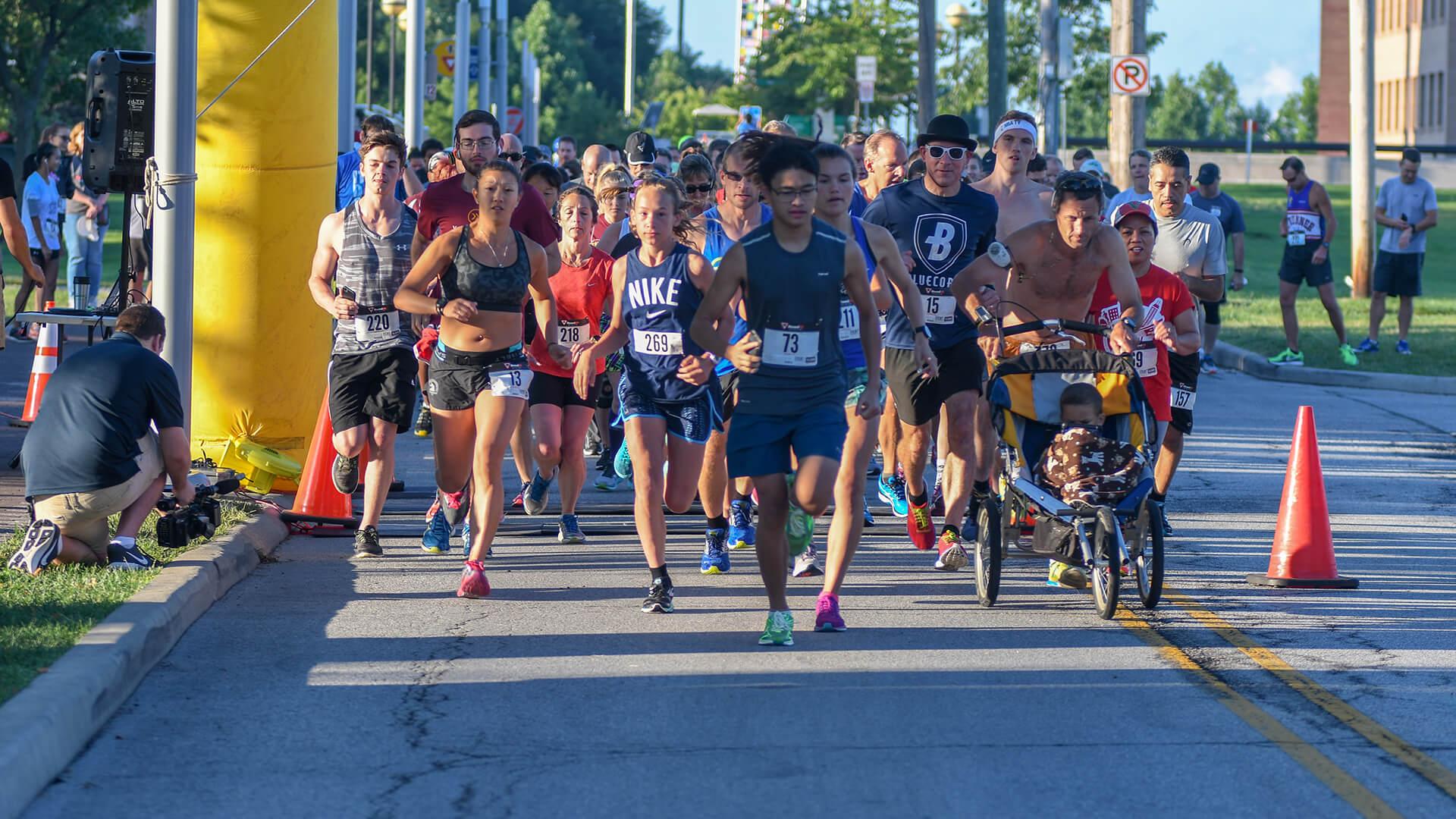 Fitness-focused Street Beat 5K returns to World Championship festivities