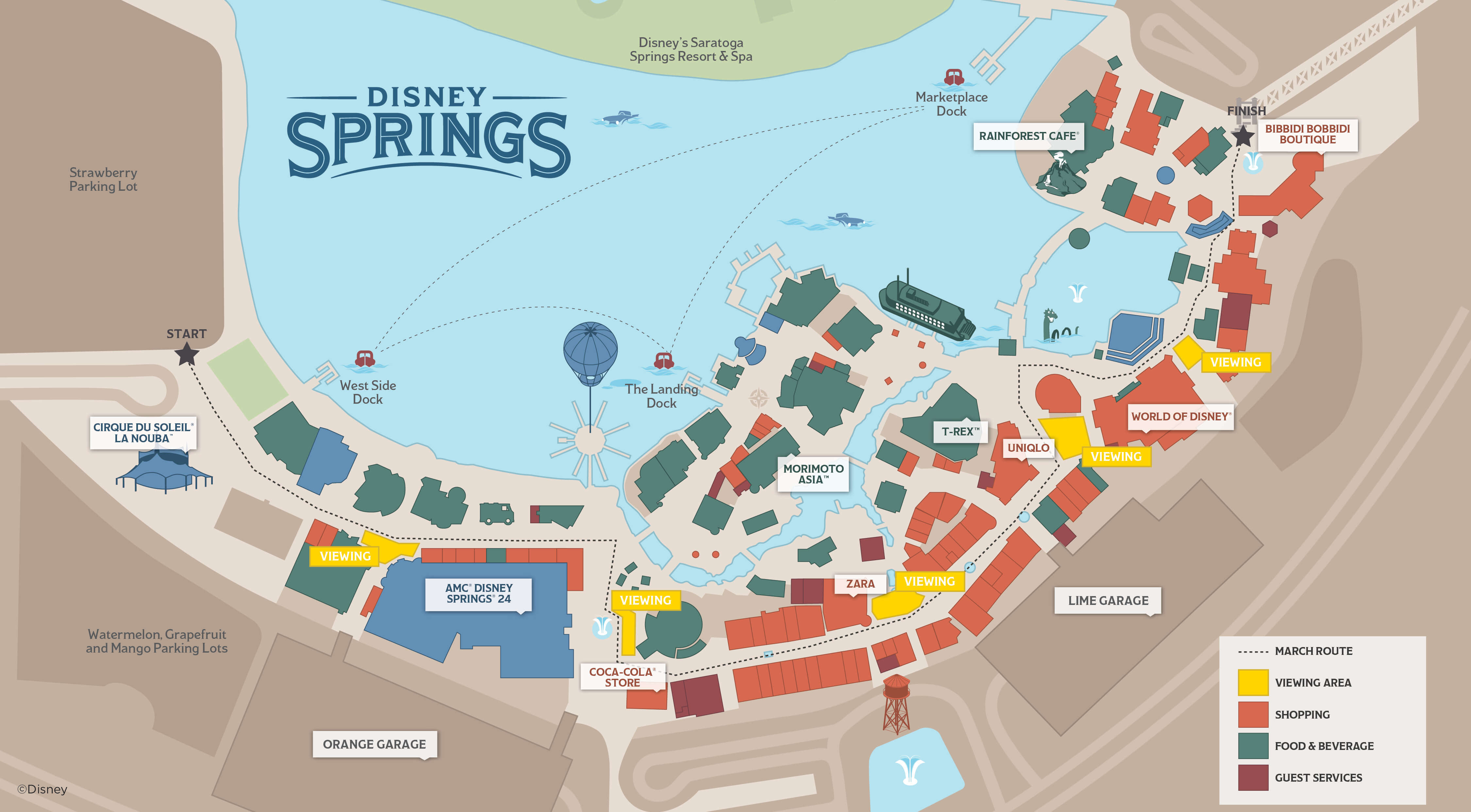 the day following the dci orlando event drum corps fans can stick around the city of orlando and see three world cl corps parade through disney springs