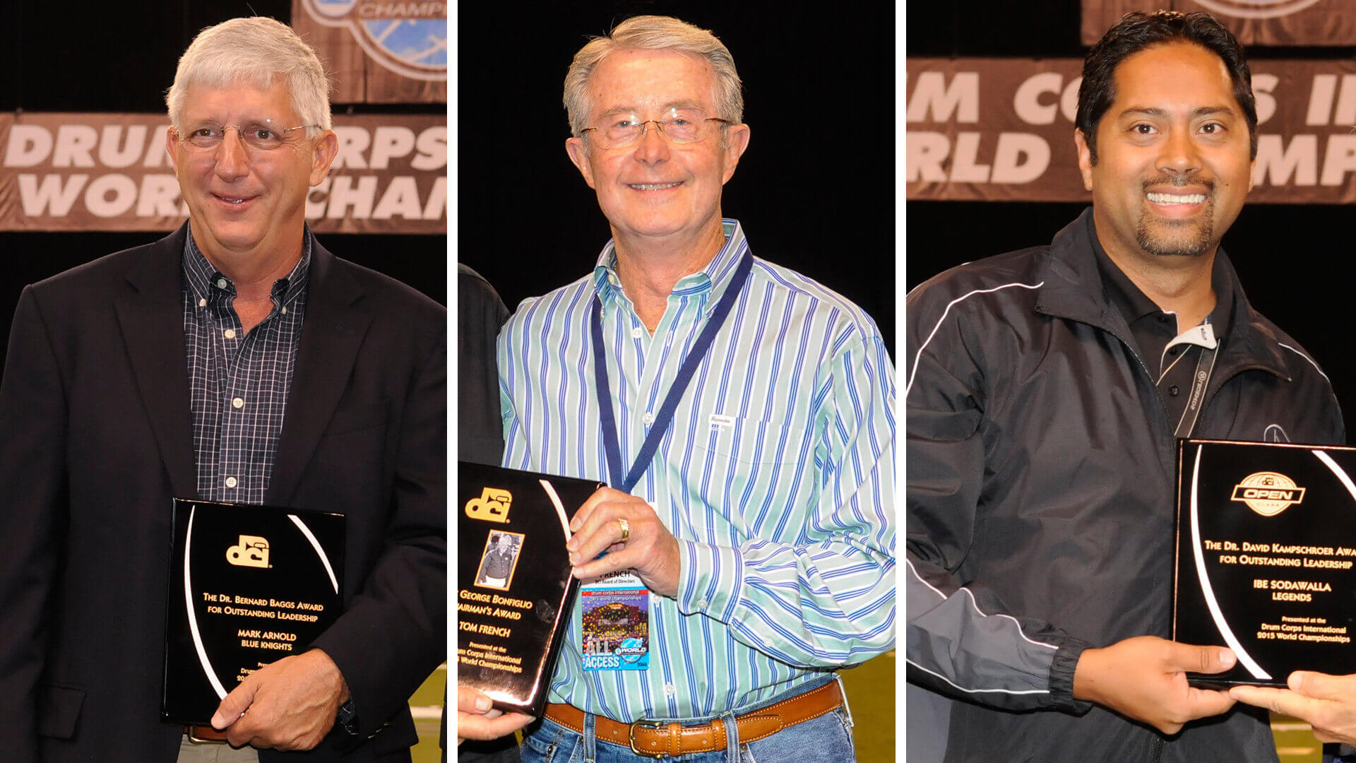 2015 DCI Directors of the Year