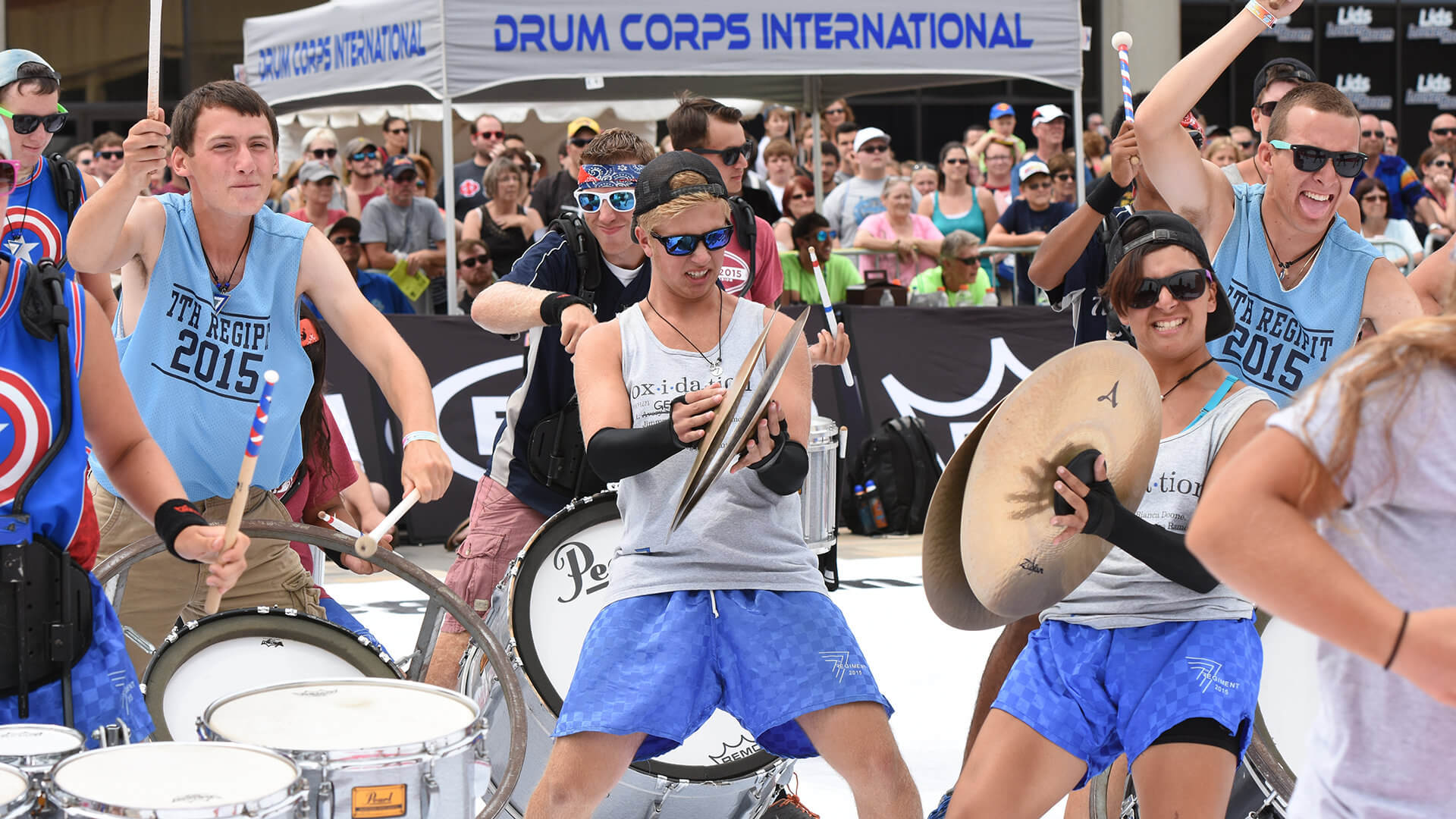 DrumLine Battle enthralls audiences, performers in Indy