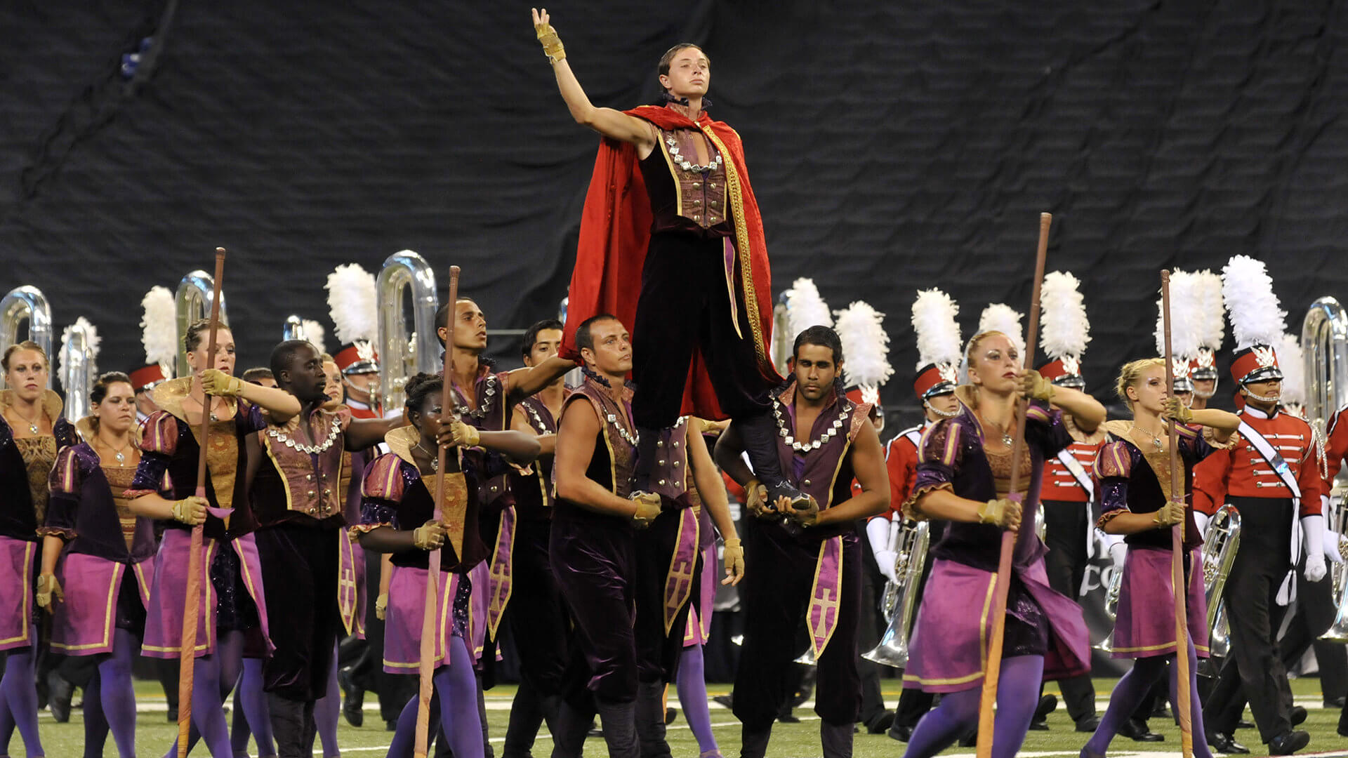 Spotlight of the Week: 2010 Boston Crusaders, 'Thy Kingdom Come'