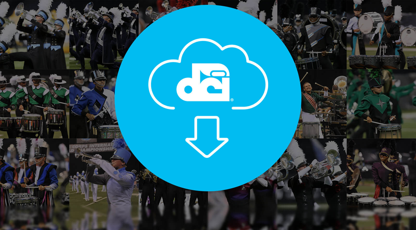 The all-new Marching Music Downloads Store from DCI
