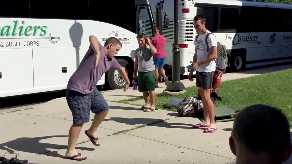 8 drum corps that might be having more fun than you