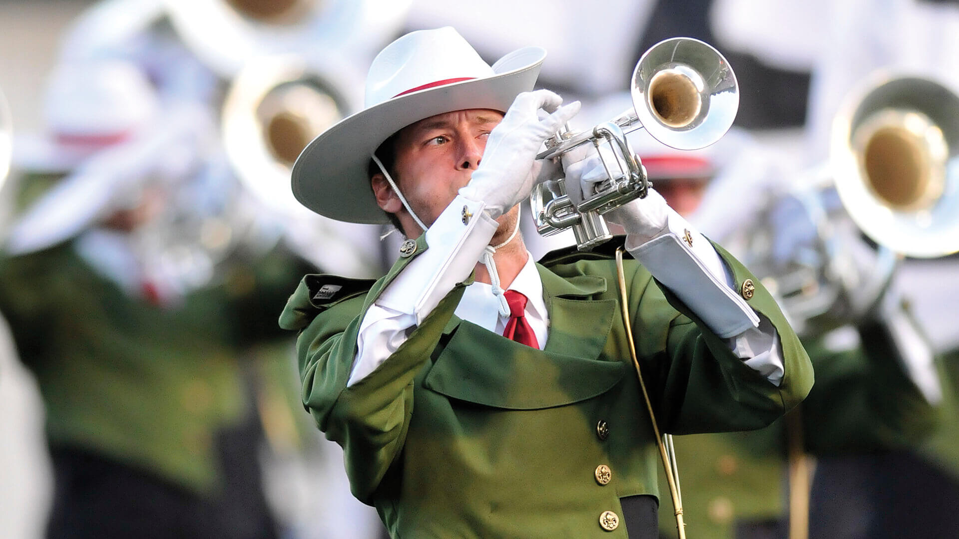 Spotlight of the Week: 2008 Madison Scouts