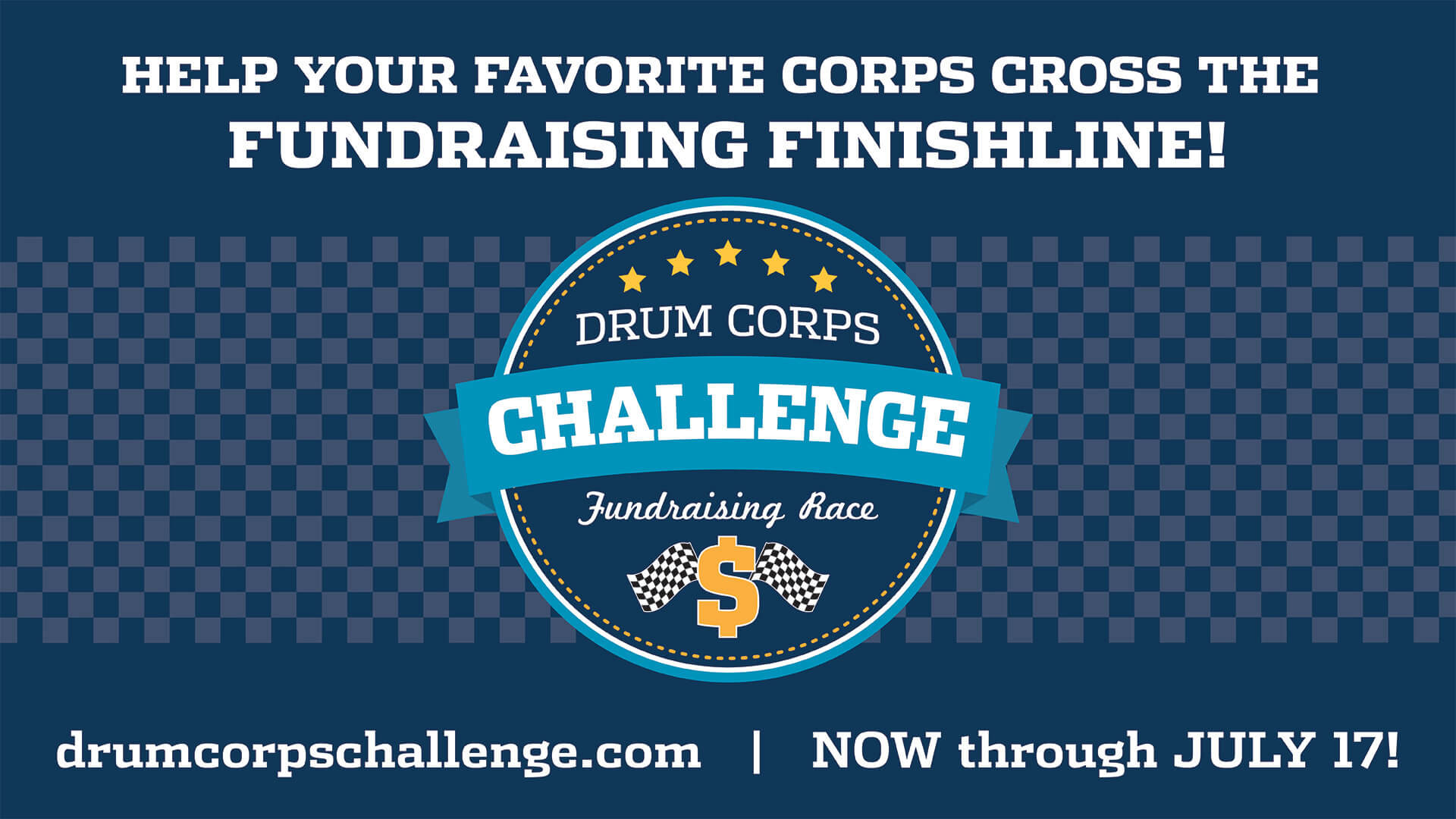 Drum Corps Challenge: New combined fundraising campaign for the drum corps activity