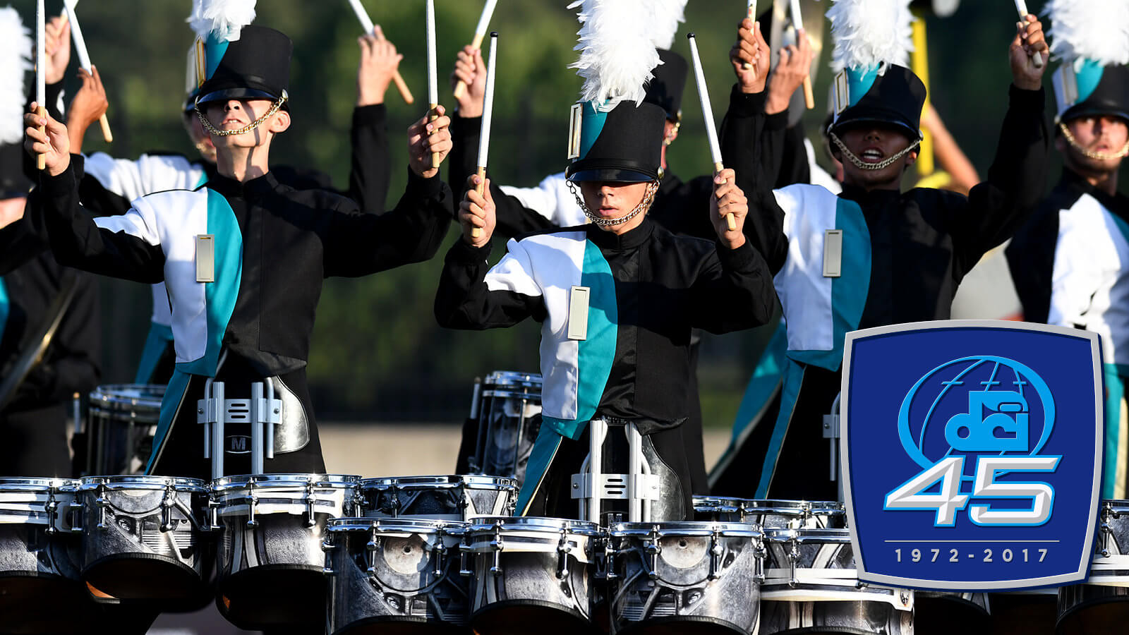 Drum Corps at the Rose Bowl | Pasadena, CA