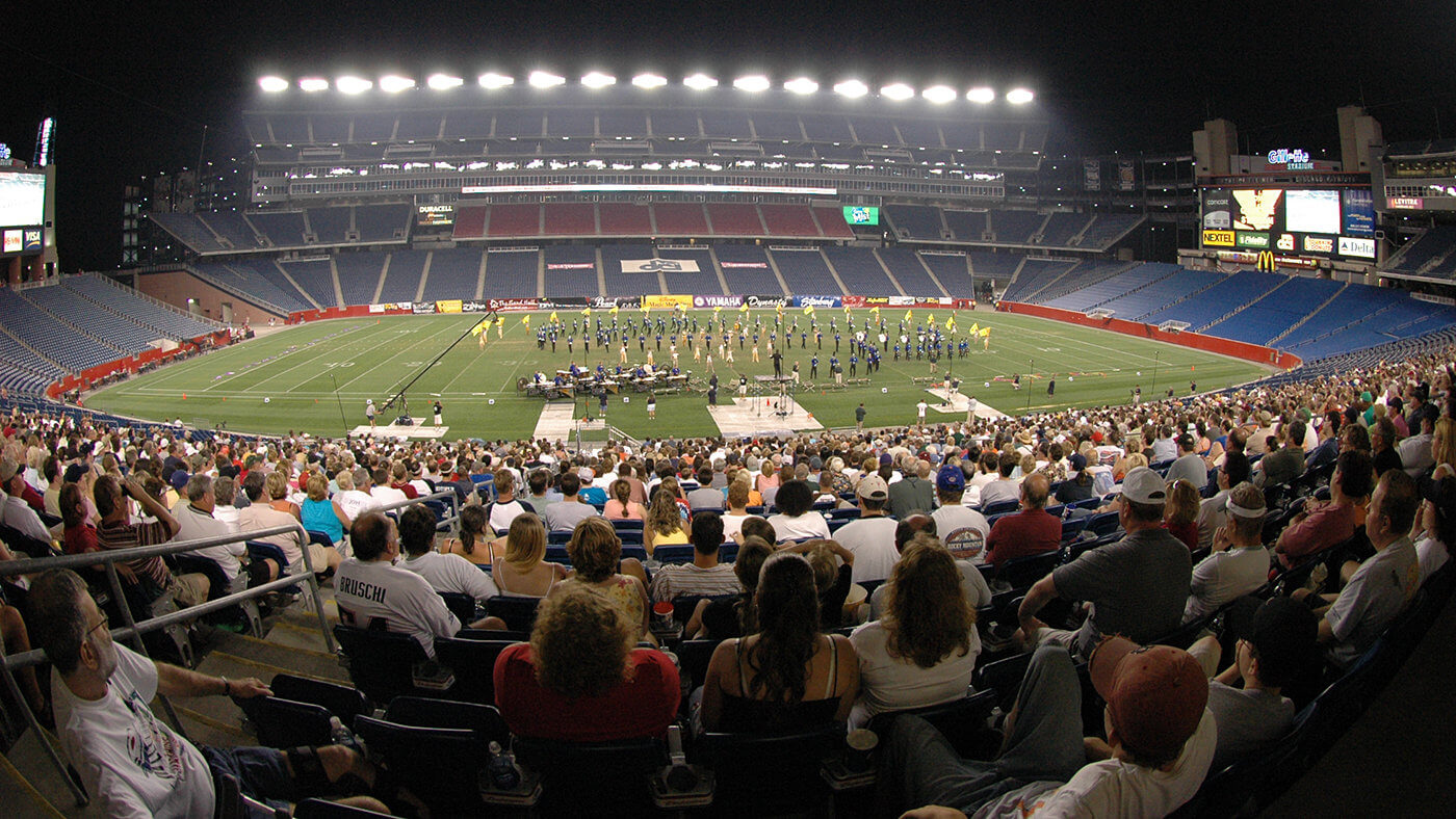 What to Watch: DCI Live! from Foxboro, Massachusetts