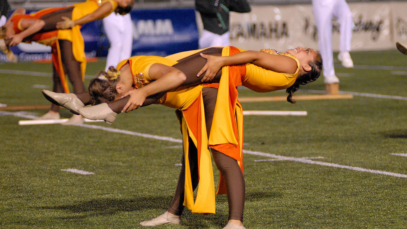 Spotlight of the Week: 2011 Vanguard Cadets