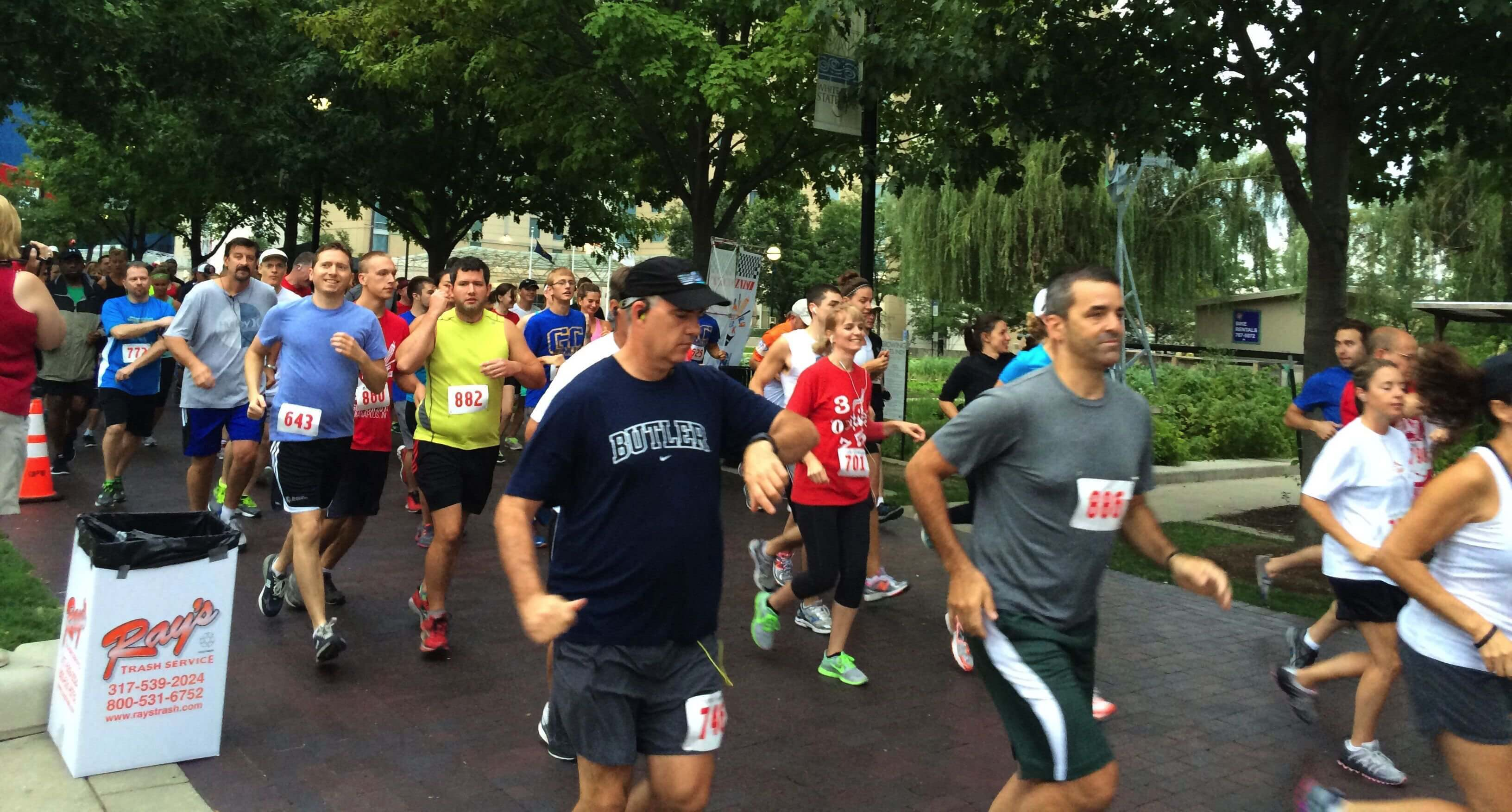 Street Beat 5K sprints into its second year