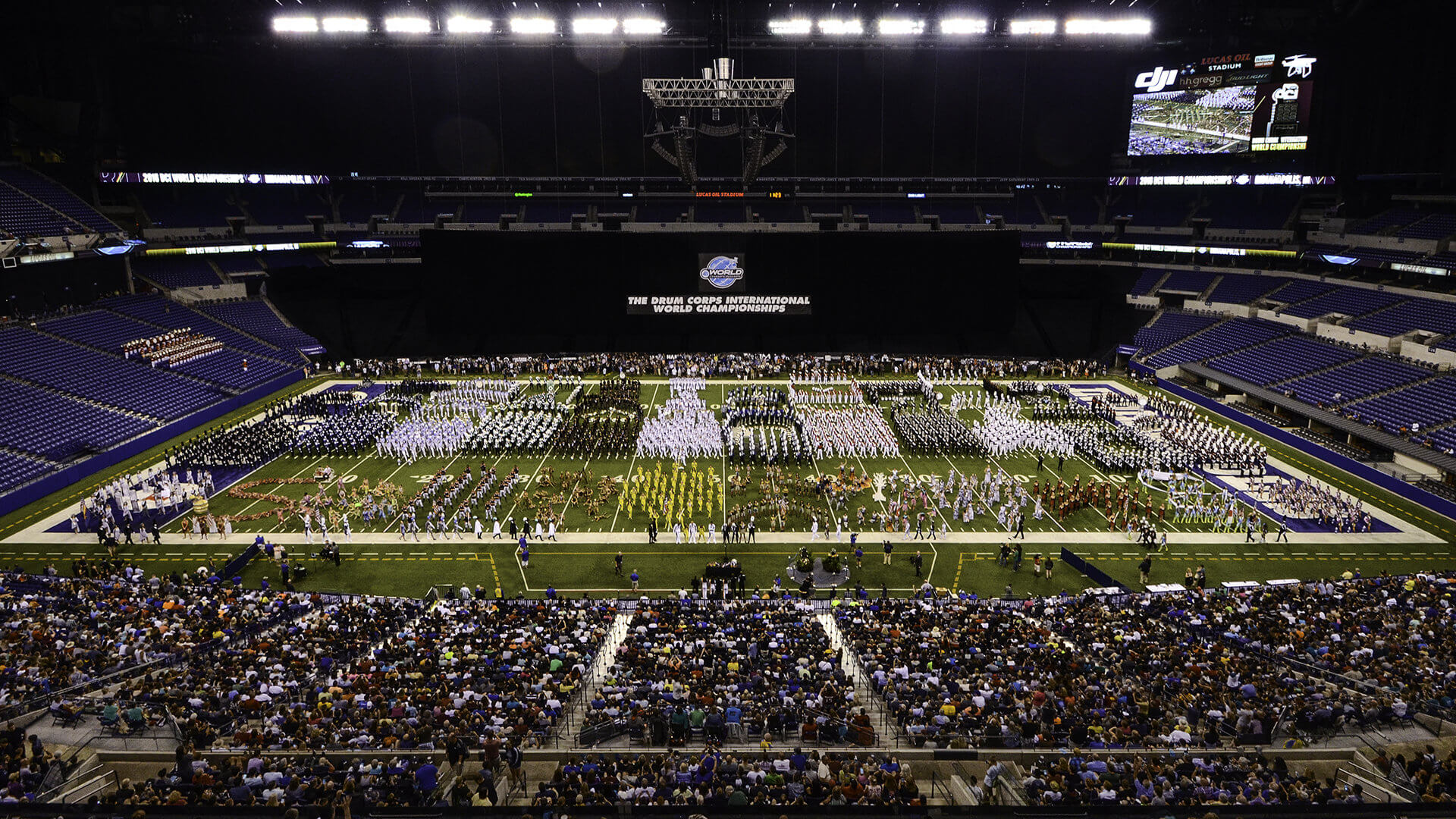 the top 12 corps of 2017 will compete on saay night at lucas oil stadium world championship finals ceremonies
