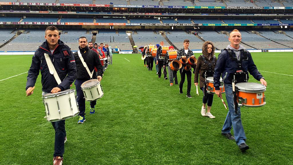 Irish pride on the line at DrumLine Battle in Dublin