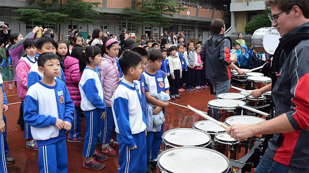 A look back at Santa Clara Vanguard in Taiwan