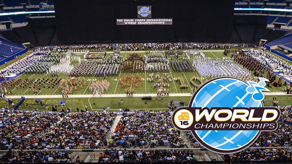 DCI World Championship Finals   Indianapolis, IN