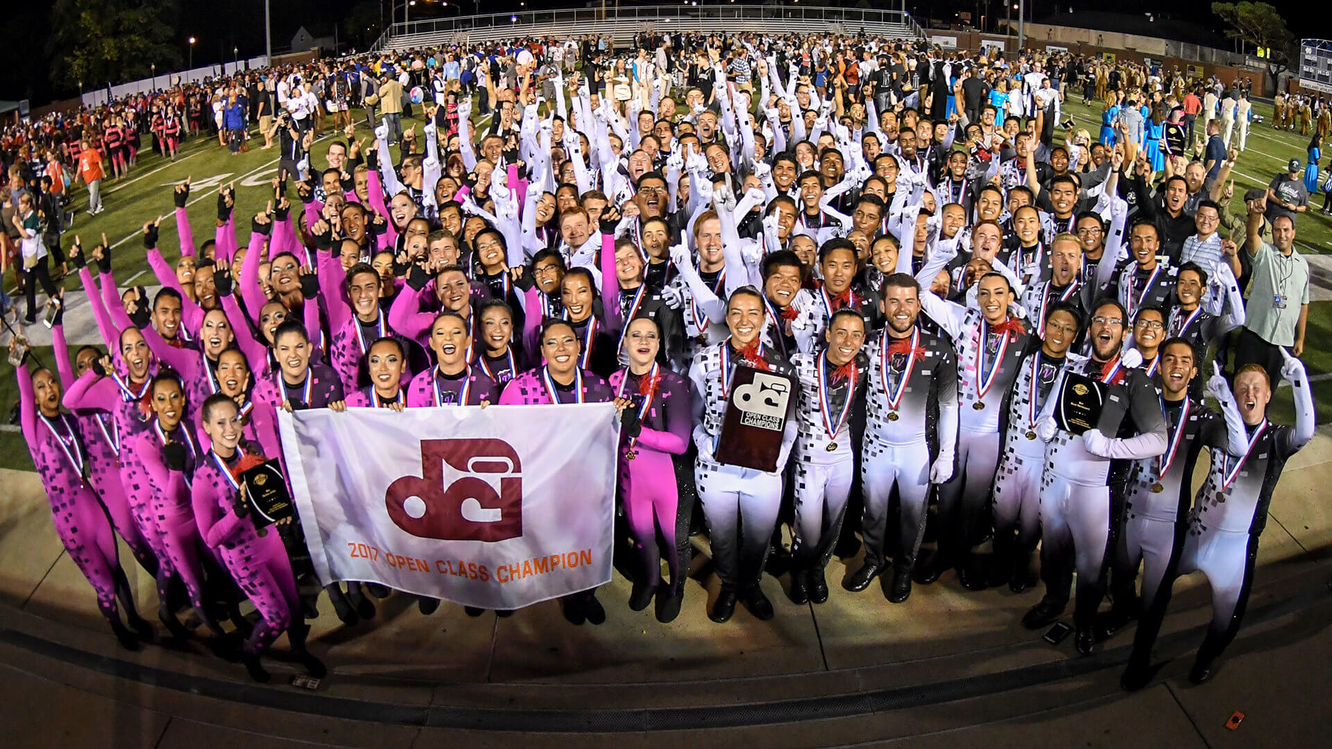 Vanguard Cadets piece together gold medal-winning comeback
