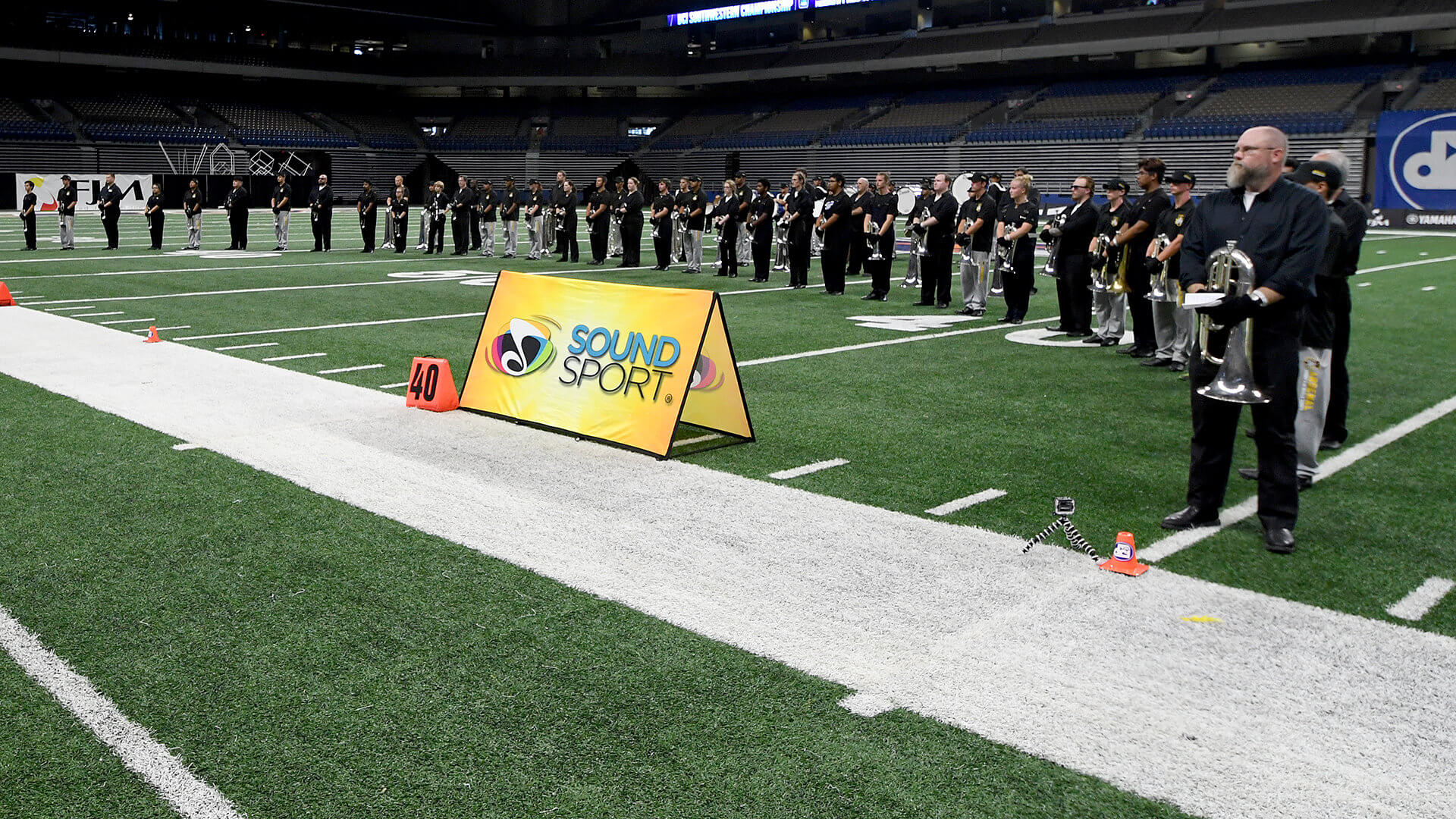 Southwestern SoundSport teams bring the heat in San Antonio