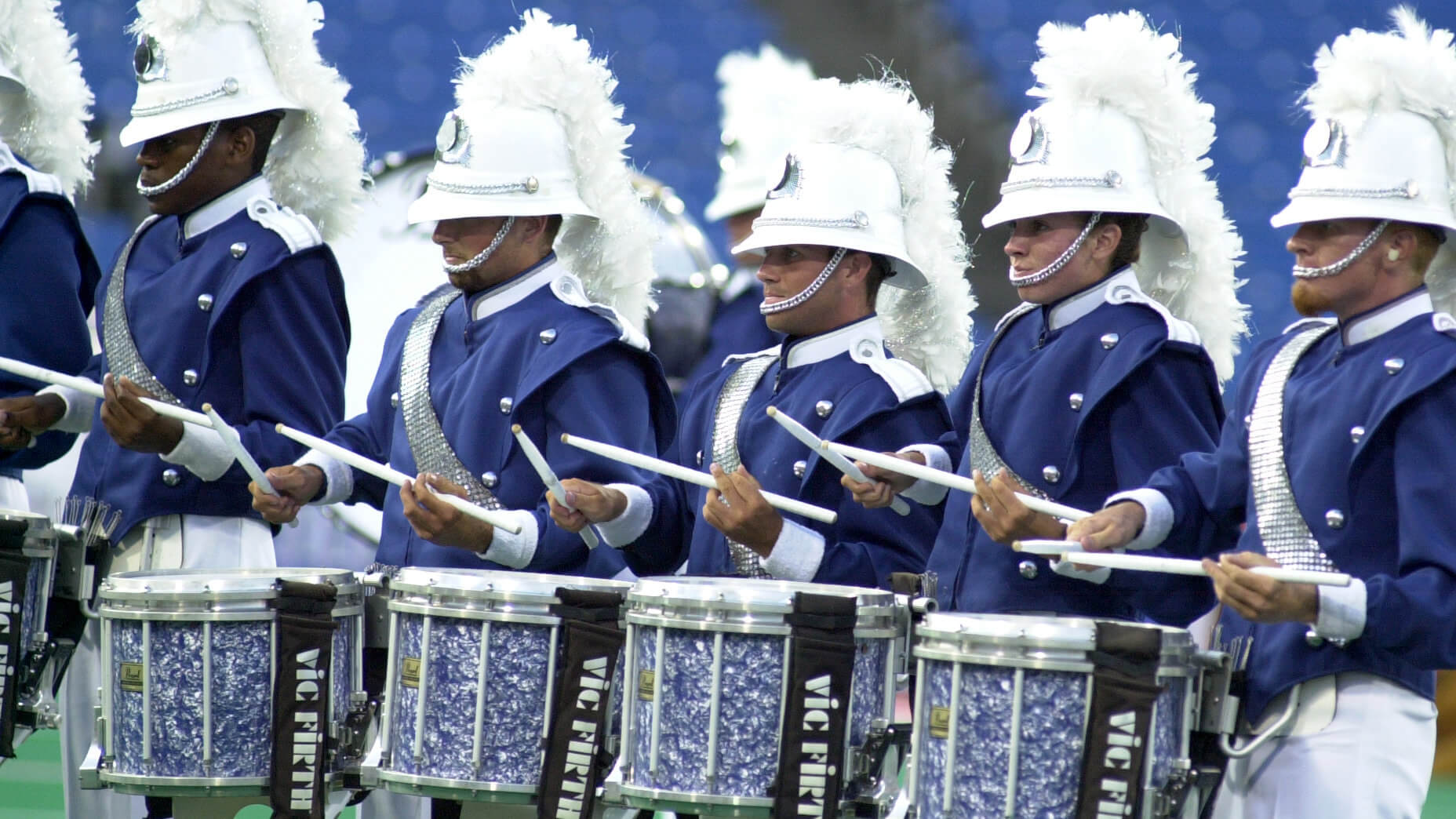 Spotlight of the Week: 2001 Bluecoats