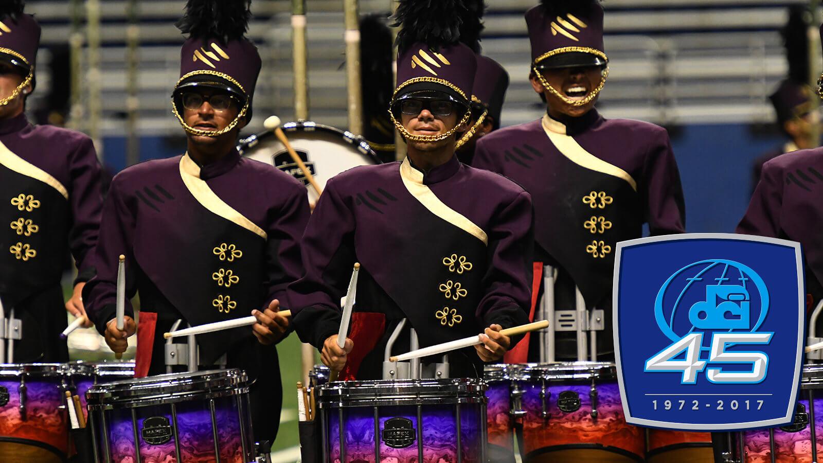 DCI Capital Classic Corps Show   Sacramento, CA