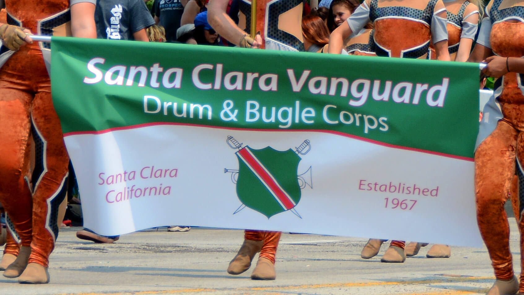 Rose Parade will highlight Vanguard's 50th anniversary
