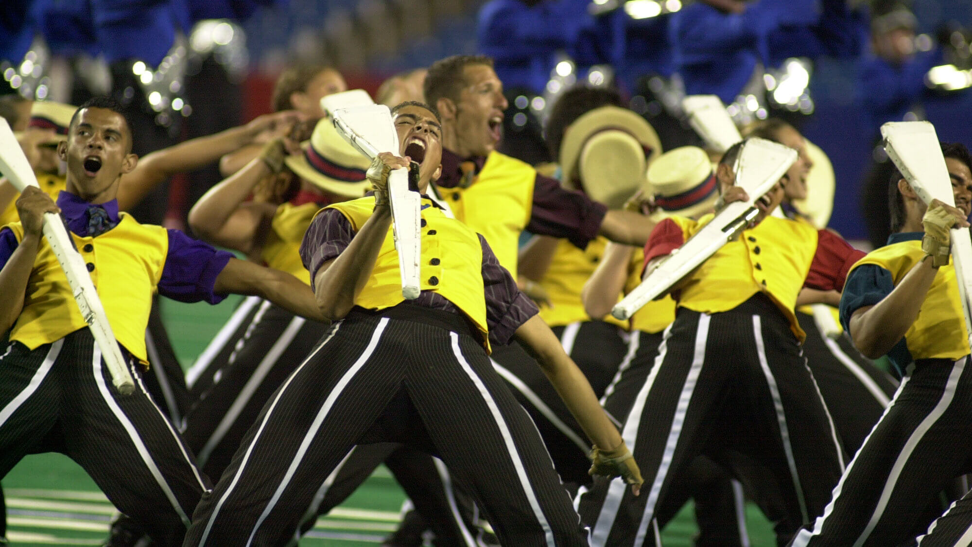 Spotlight of the Week: 2001 Blue Devils, 'Awayday Blue'