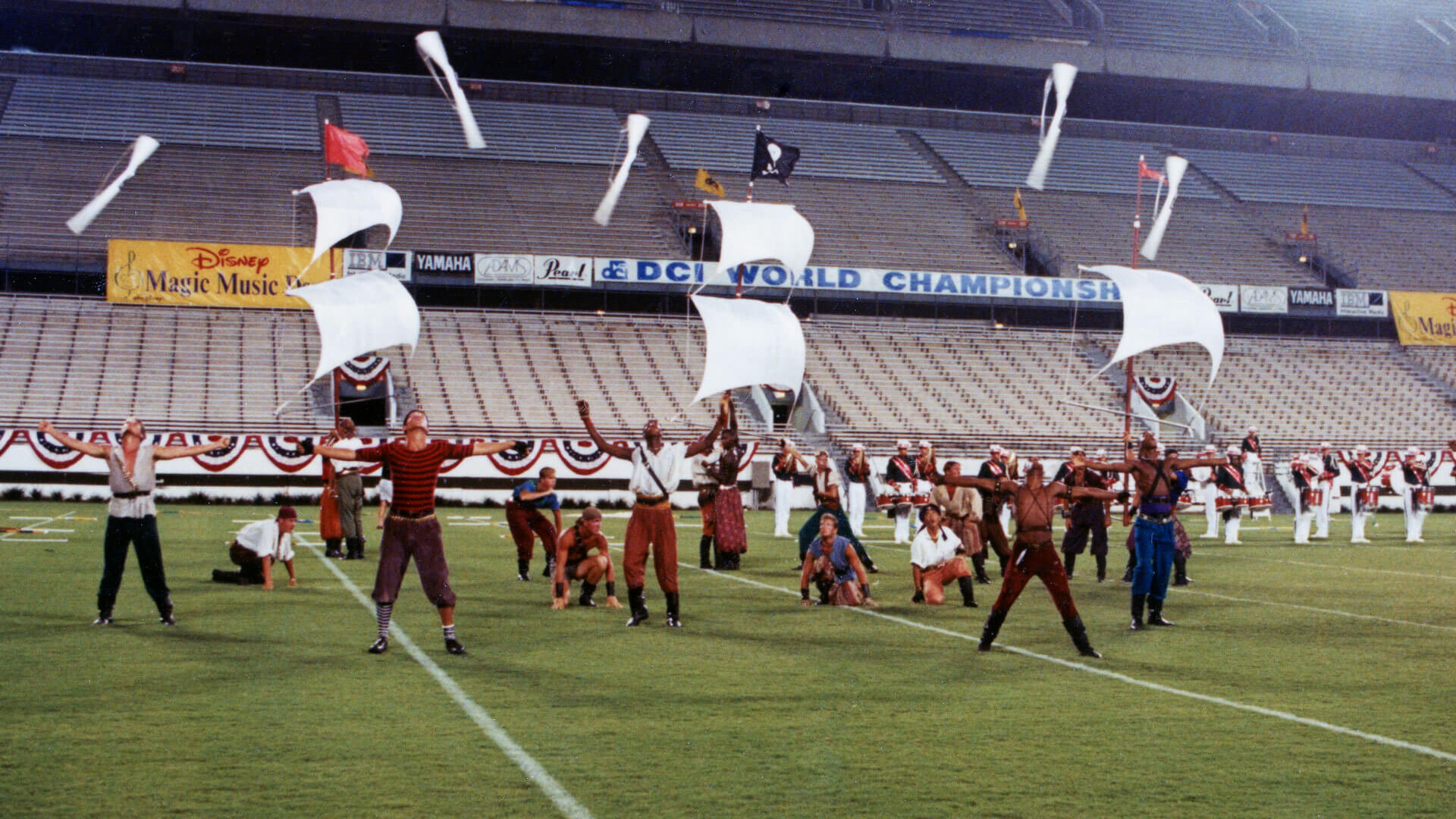 Spotlight of the Week: 1997 Madison Scouts