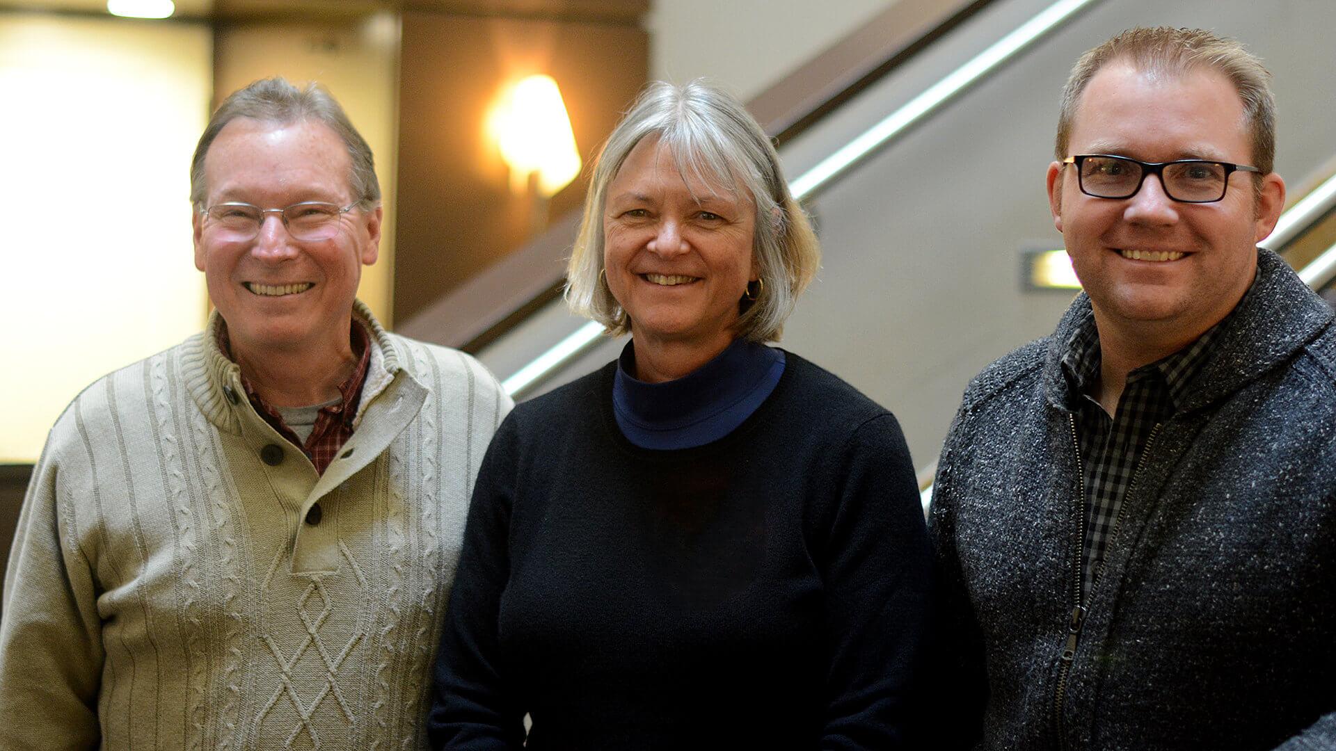 Voting membership elects new board of directors members