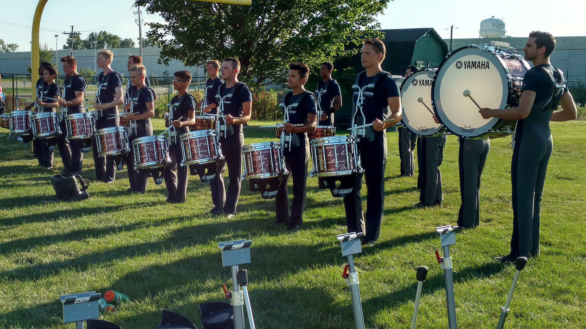 Blue Stars, Cavaliers ready to step off 2017 tours