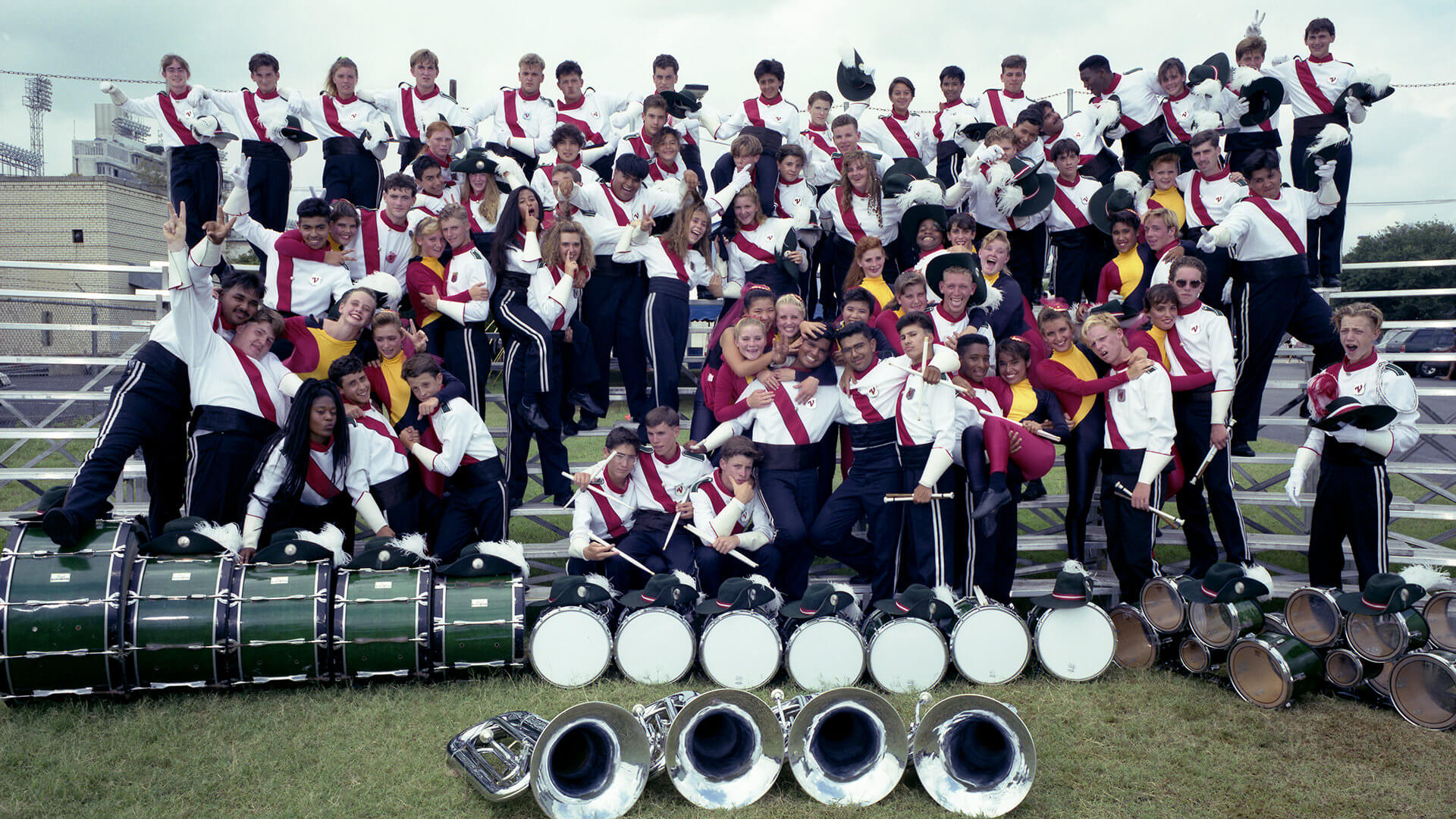 Young and hungry: The 1991 Vanguard Cadets