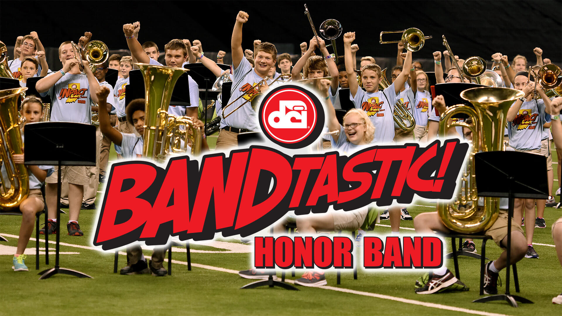 BANDtastic! Honor Band Opportunities