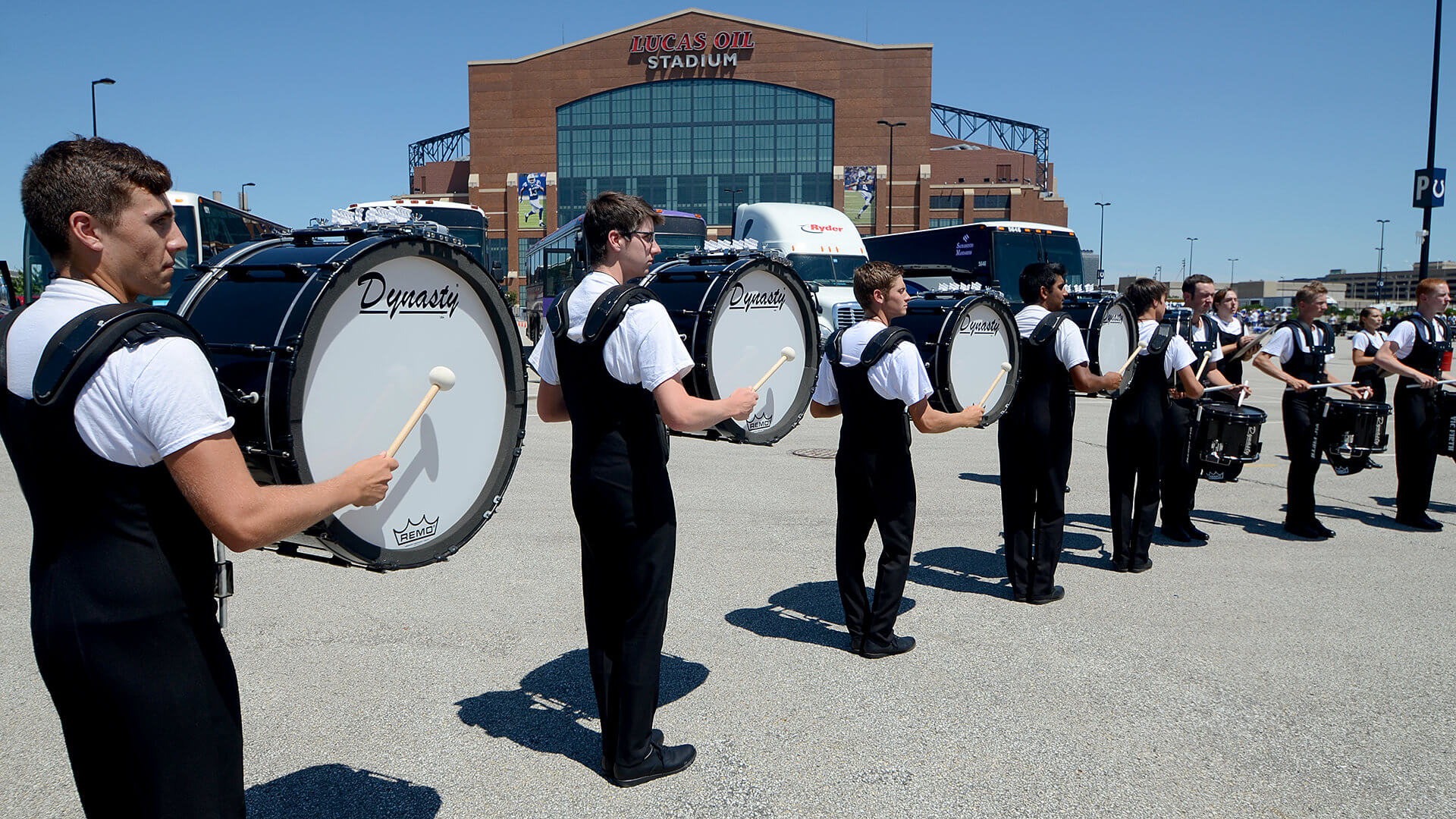 the road to drum corps international dci world championships at lucas oil stadium Activity drum and bugle corps founded 1972 no of corps 58 (world/open) classes.