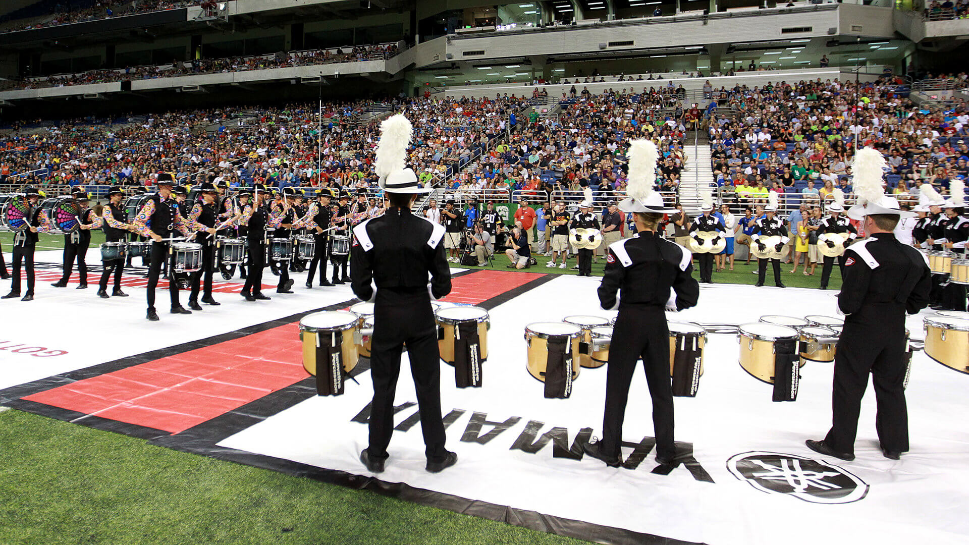 Saturday showdown will rematch most popular DrumLine Battle of all time