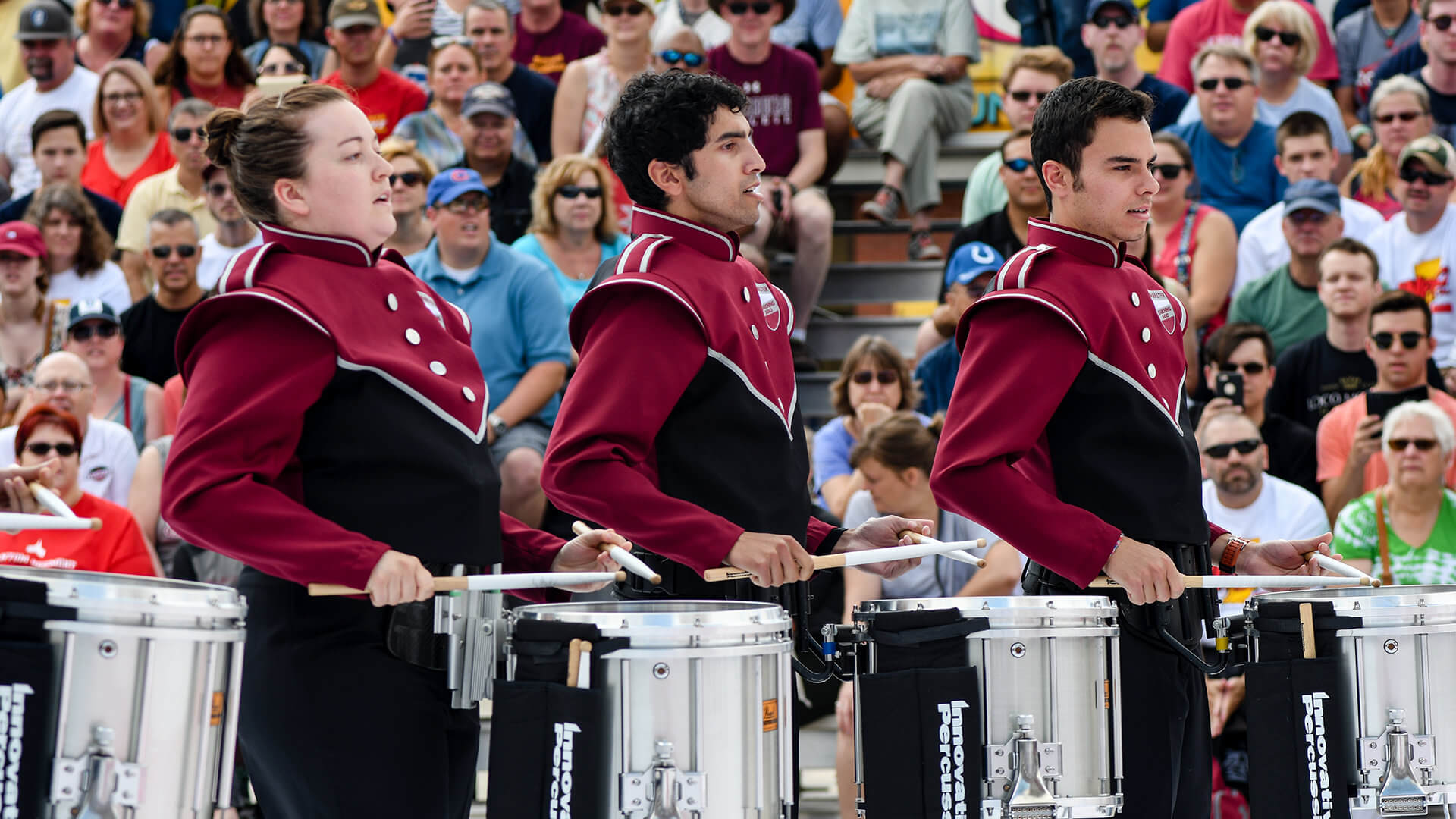 DrumLine Battle: McMaster Marching Band vs. THE COMPANY