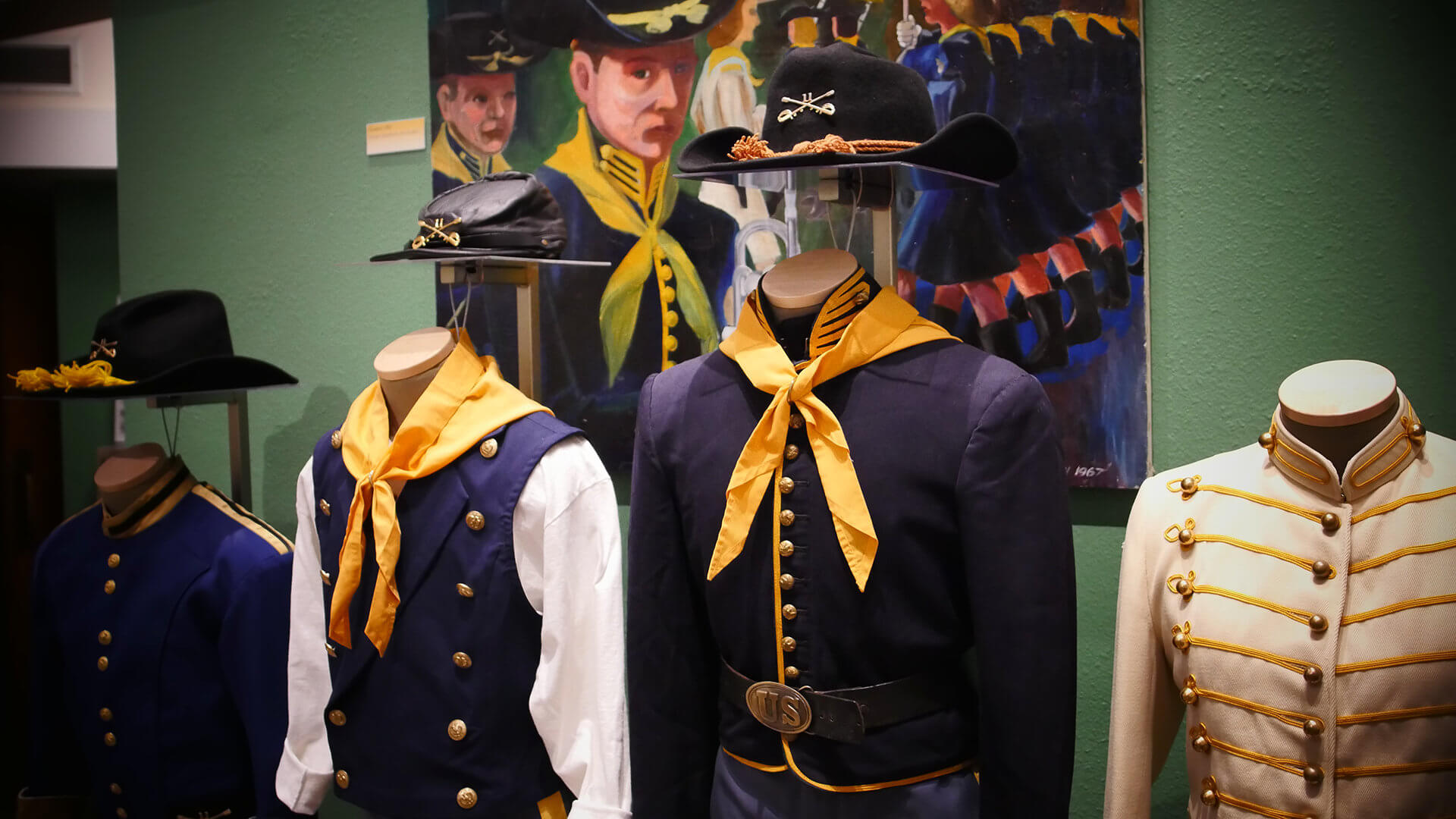 The Troopers are coming to a new museum exhibit