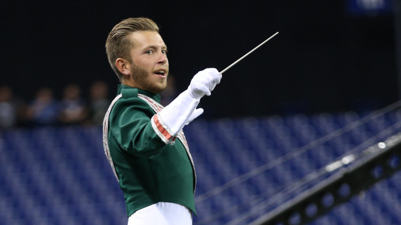 Field Pass Podcast: Getting to know DCI's 2016 drum majors