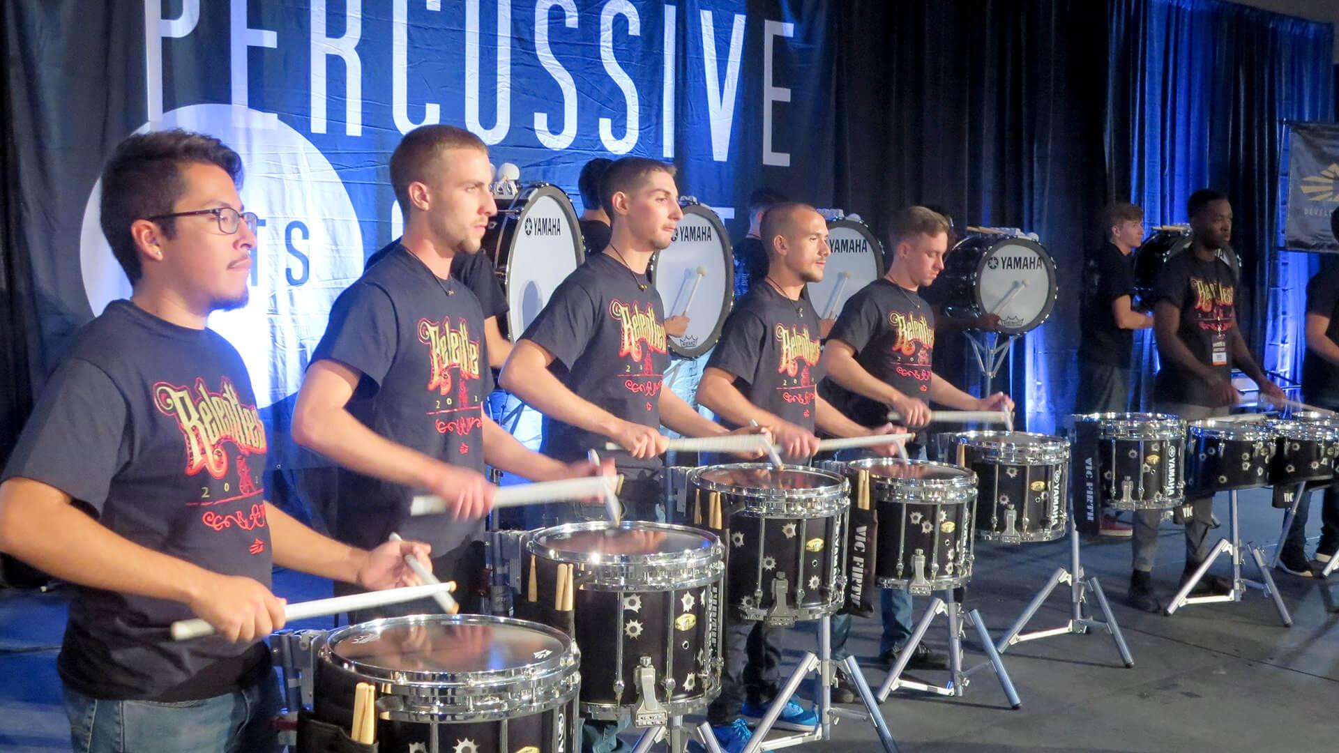Carolina Crown headlines international percussion convention