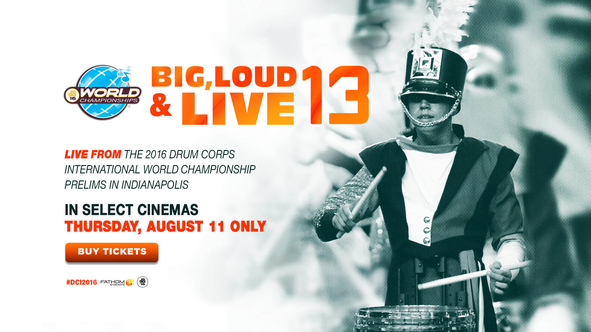 ?Big, Loud & Live? will return to movie theaters for 13th annual event