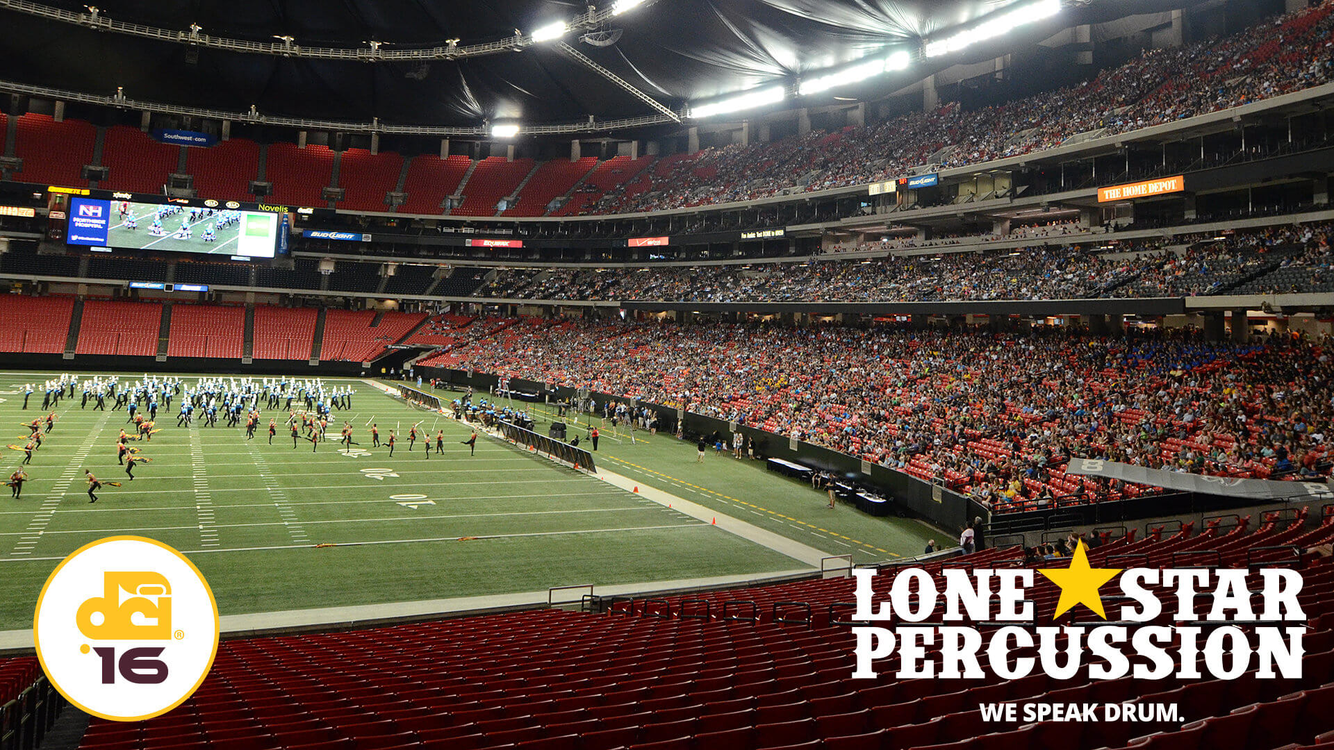 Lone Star Percussion signs as presenting sponsor of DCI Southeastern Championship