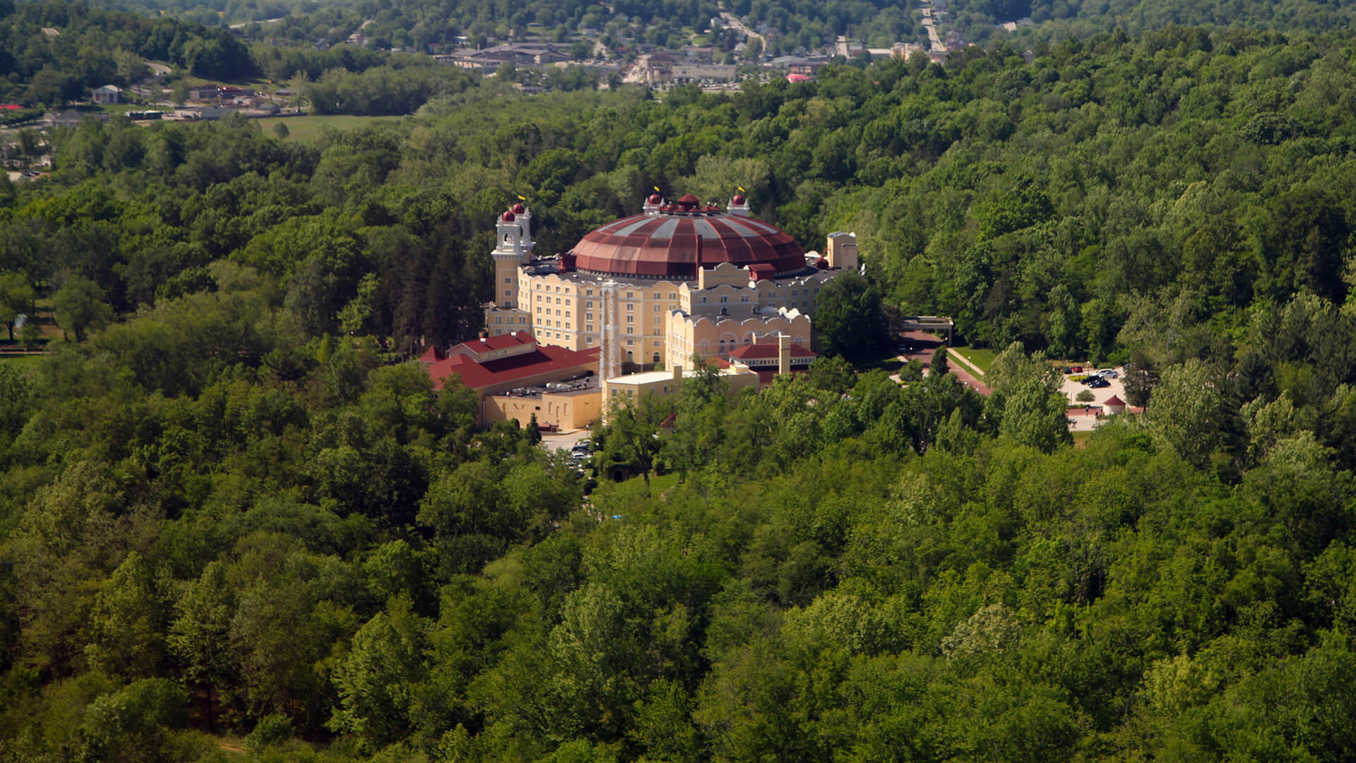 French Lick Resort joins DCI as presenting sponsor of season-opening event